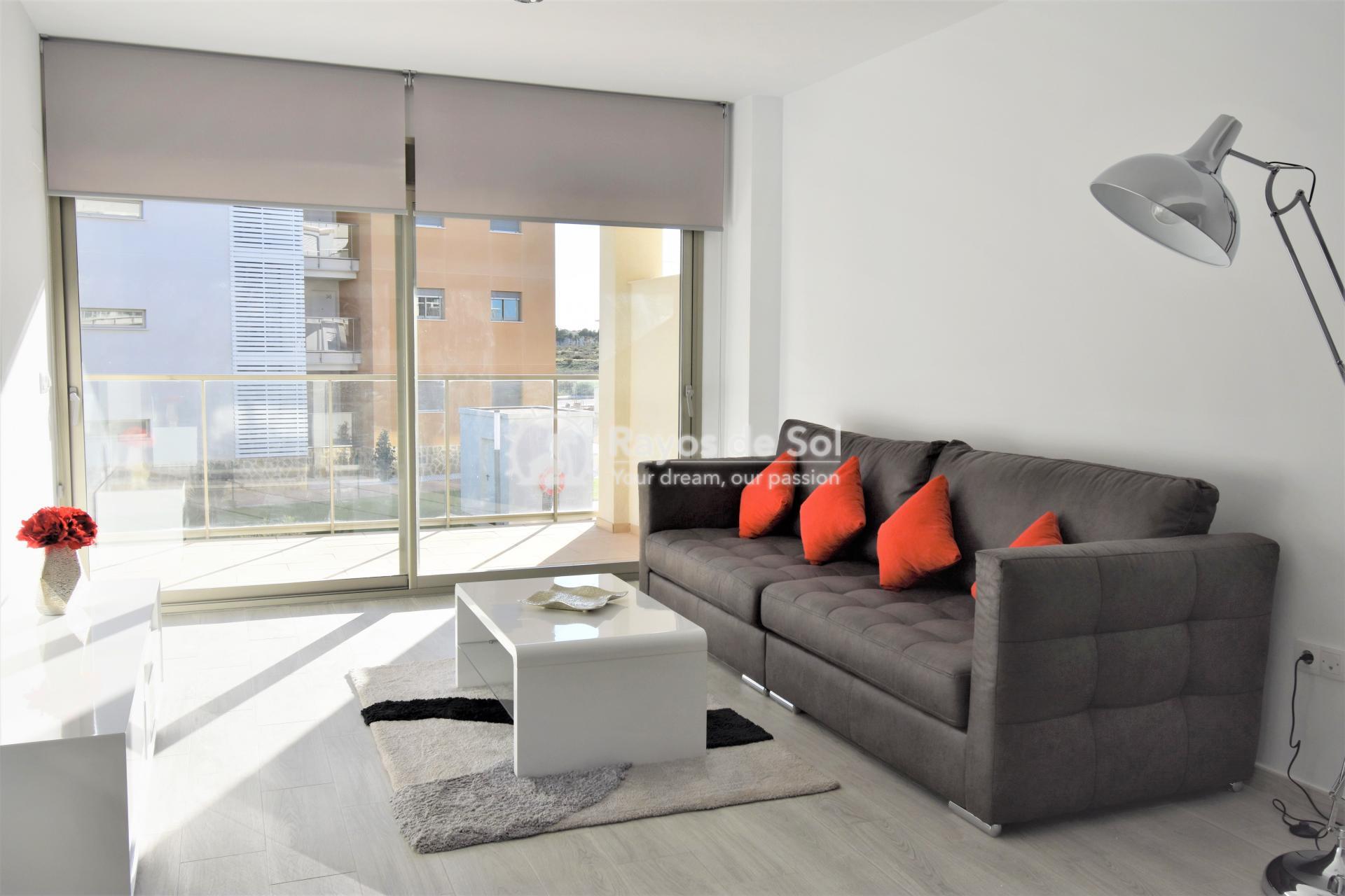 Apartment  in Los Dolses, Orihuela Costa, Costa Blanca (vgardens2-ph-3d) - 4