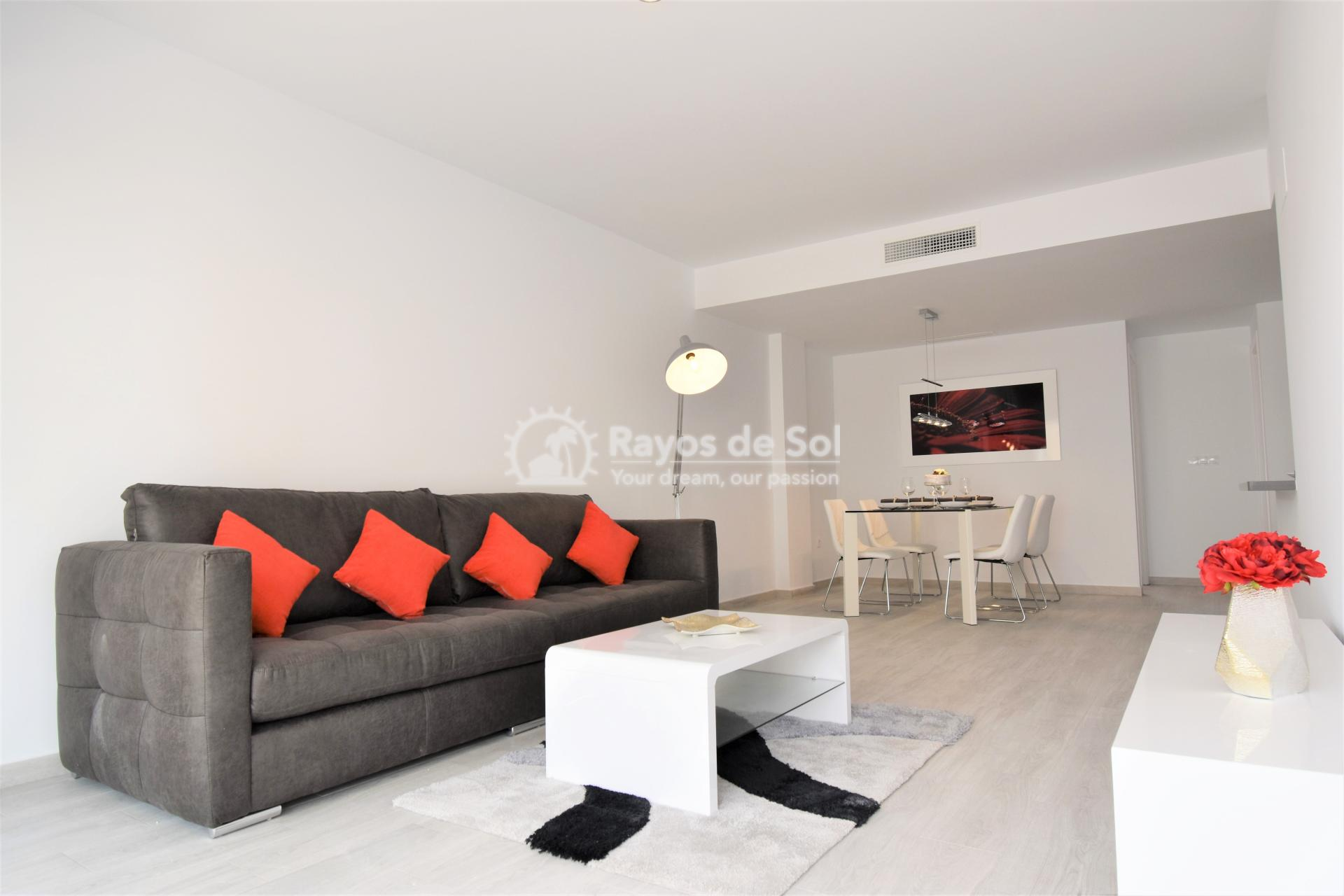 Apartment  in Los Dolses, Orihuela Costa, Costa Blanca (vgardens2-ph-3d) - 2