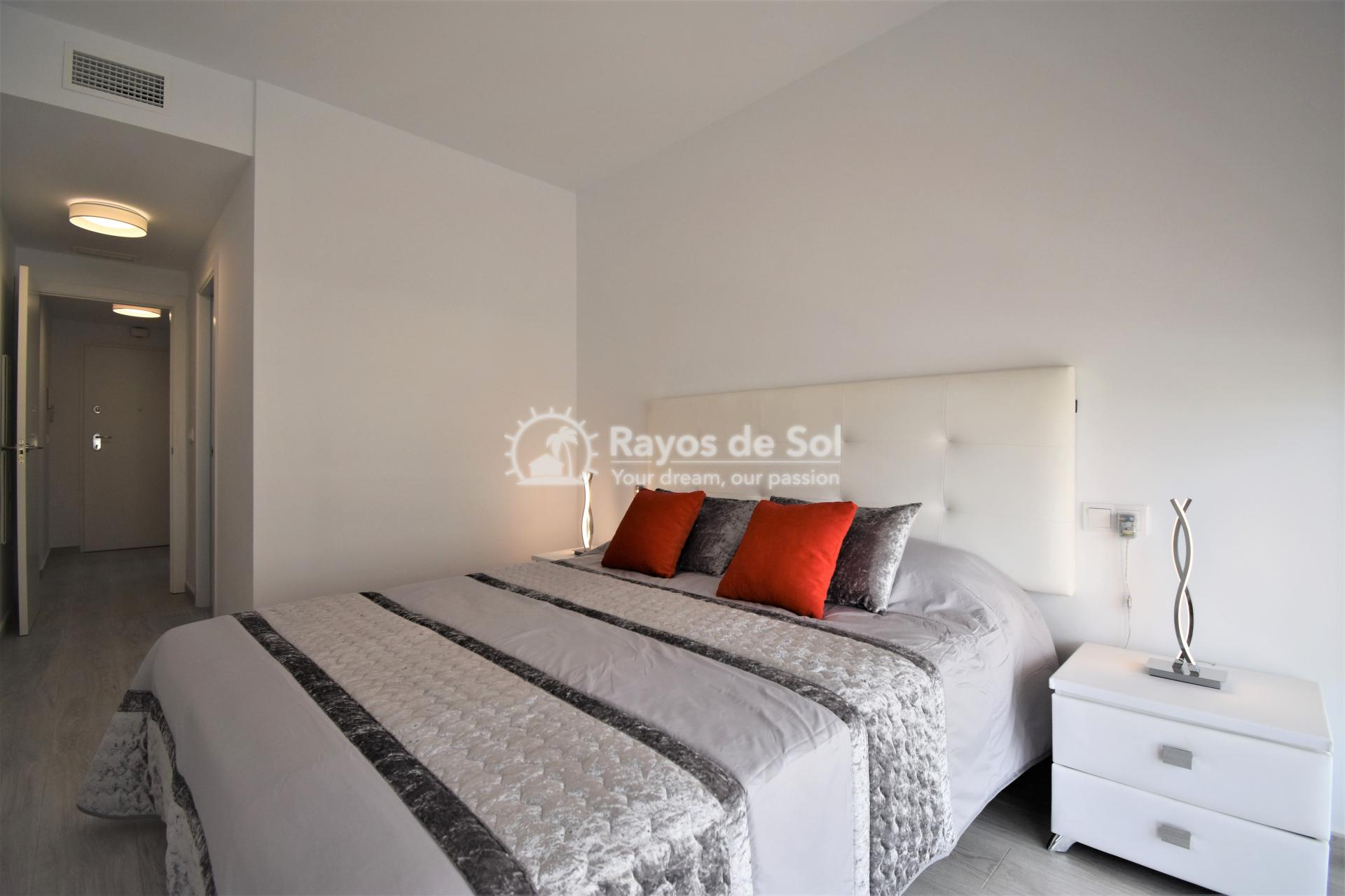 Apartment  in Los Dolses, Orihuela Costa, Costa Blanca (vgardens2-ph-3d) - 11