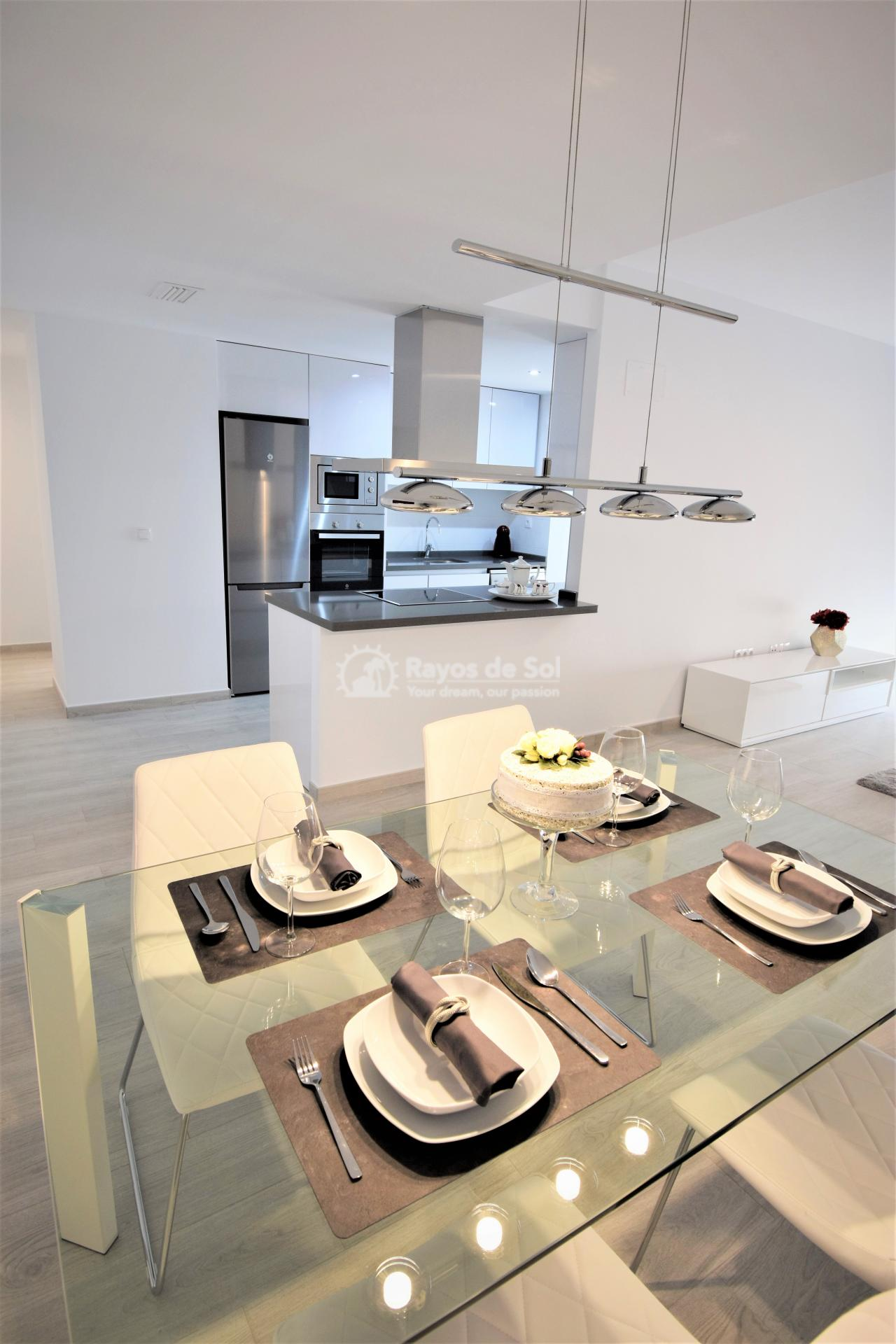 Apartment  in Los Dolses, Orihuela Costa, Costa Blanca (vgardens2-ph-3d) - 6