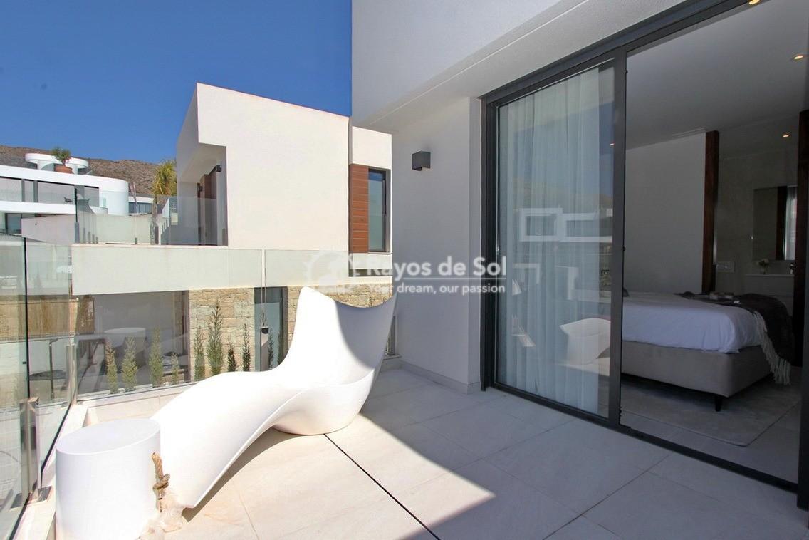 Villa  in Finestrat, Costa Blanca (seaview-semid) - 18