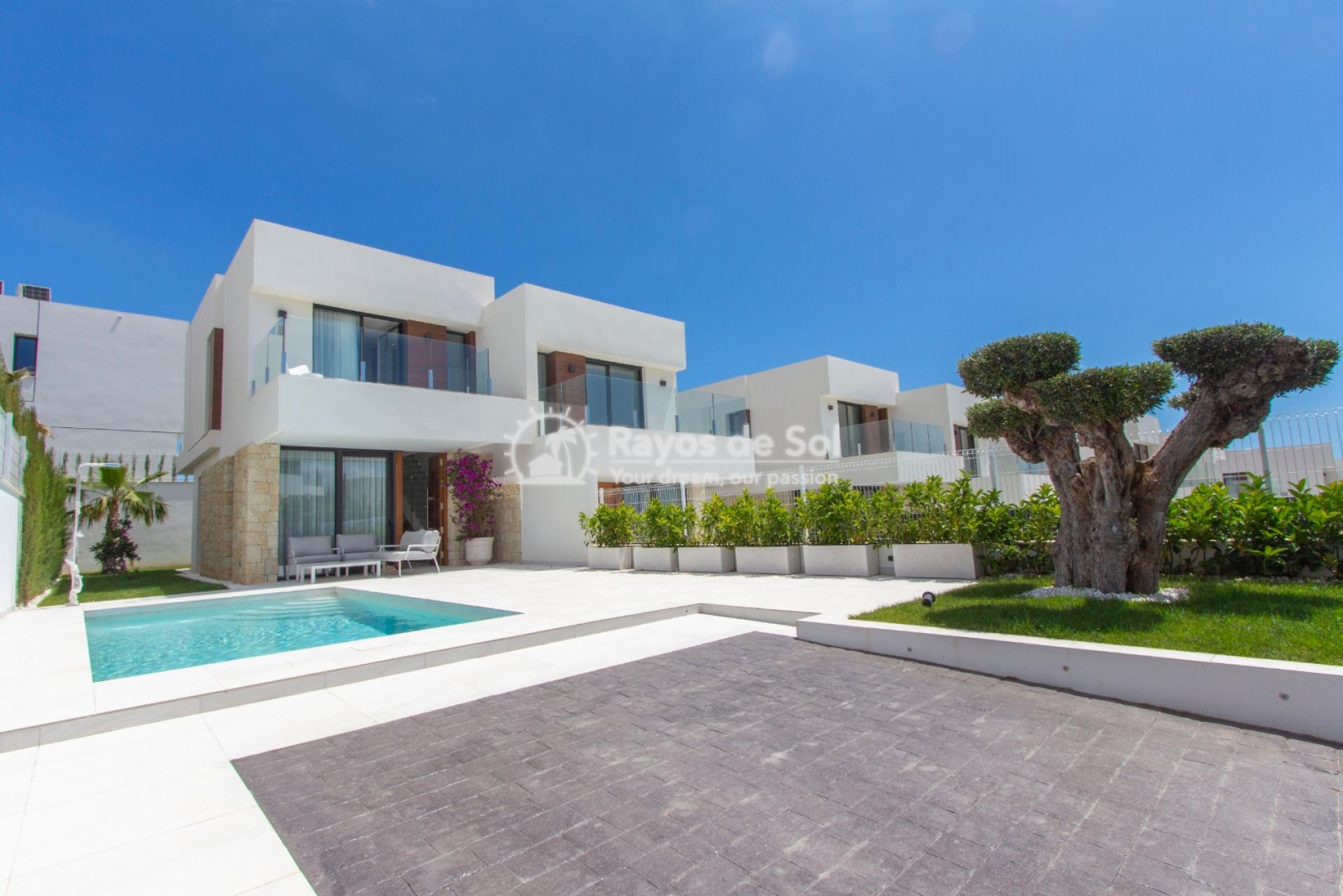 Villa  in Finestrat, Costa Blanca (seaview-semid) - 2