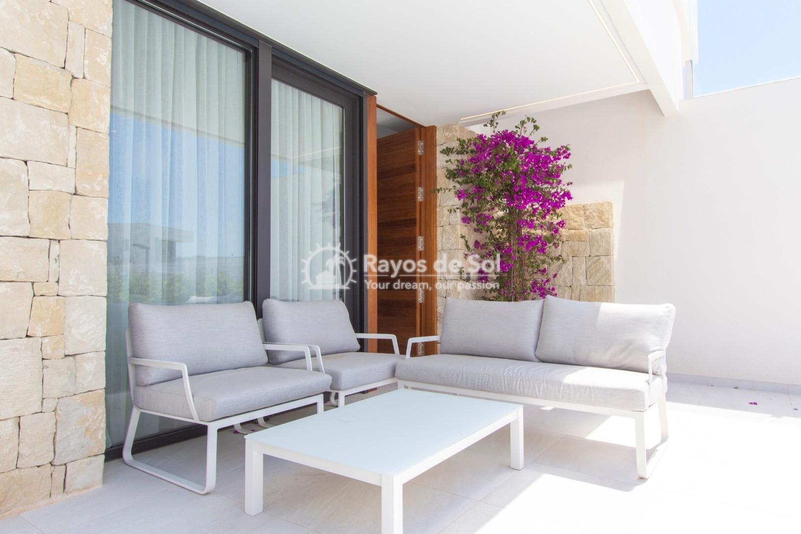 Villa  in Finestrat, Costa Blanca (seaview-semid) - 20