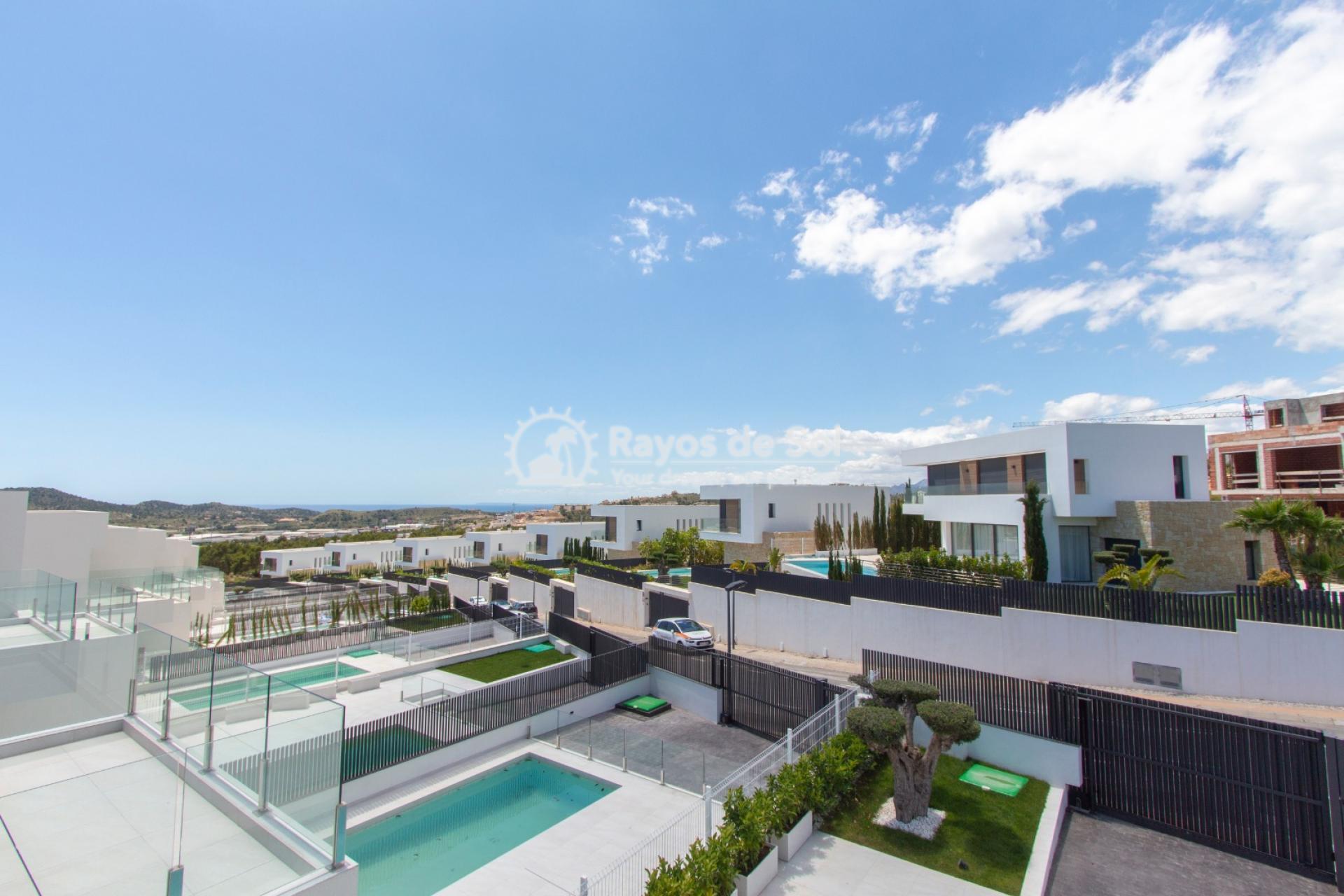 Villa  in Finestrat, Costa Blanca (seaview-semid) - 21