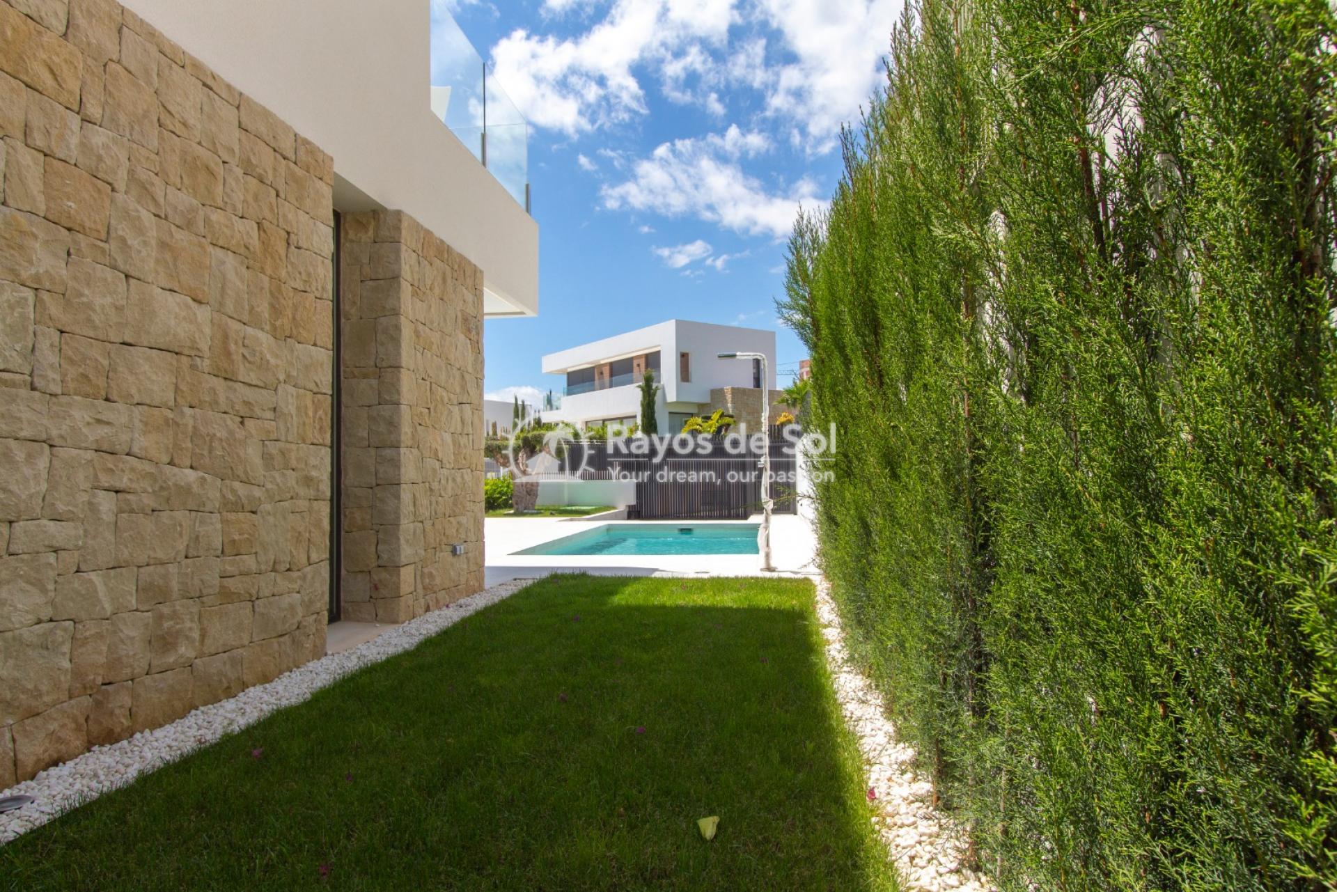 Villa  in Finestrat, Costa Blanca (seaview-semid) - 19