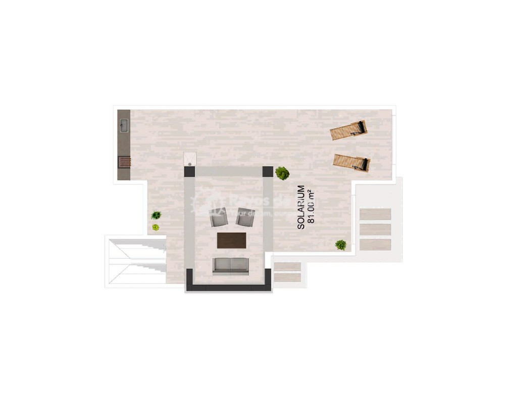 Villa  in Torrevieja, Costa Blanca (sunlife-eva) - 18