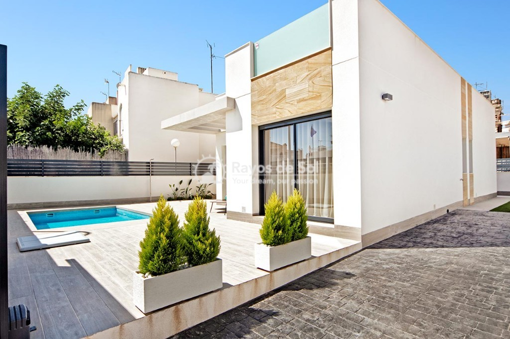 Villa  in Torrevieja, Costa Blanca (sunlife-eva) - 30