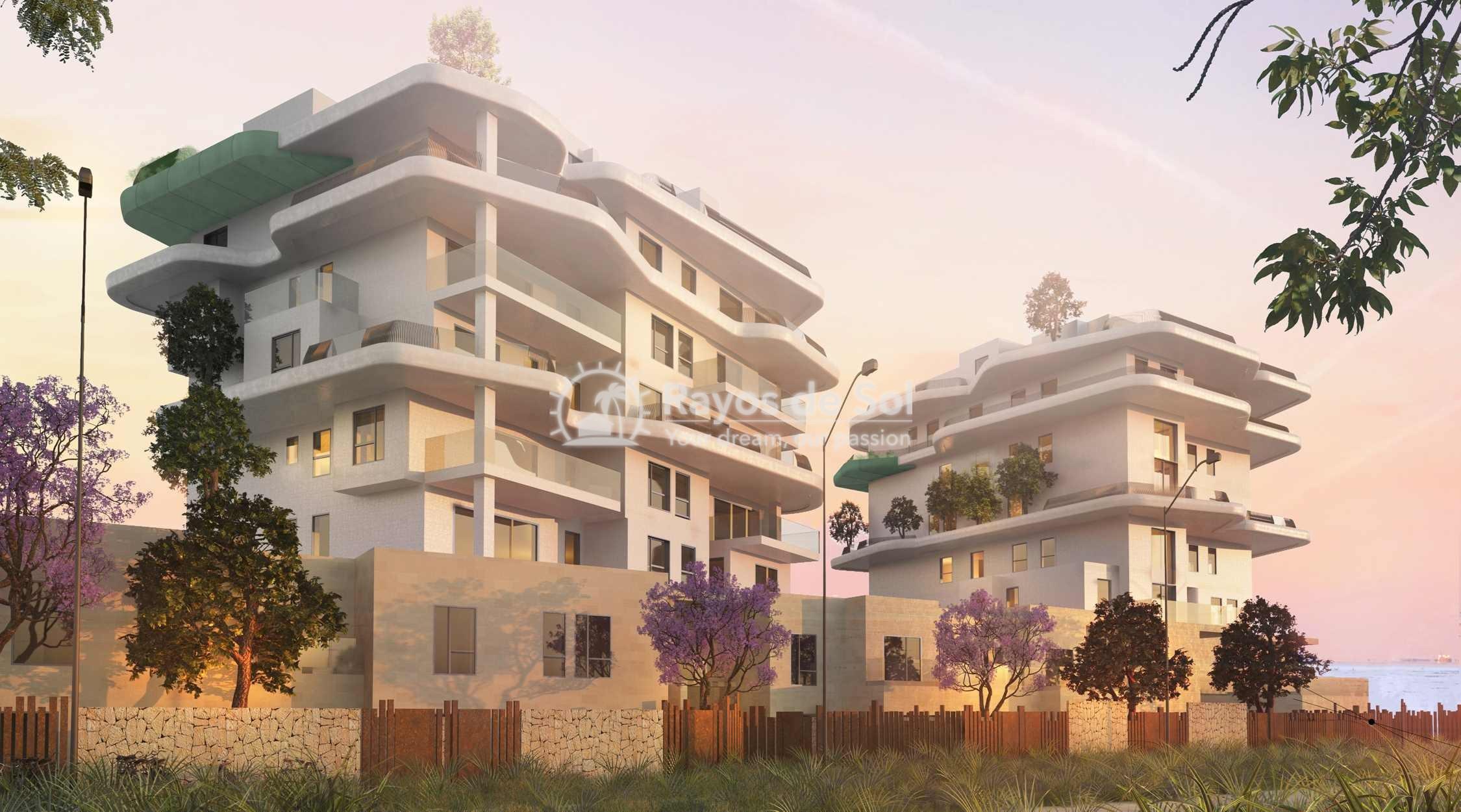 Apartment  in Villajoyosa, Costa Blanca (aqua-2d) - 14