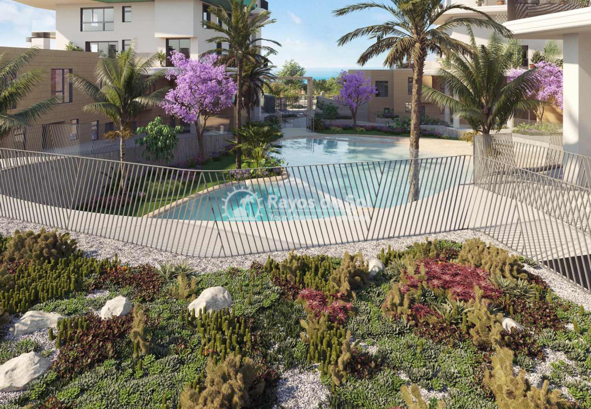 Apartment  in Villajoyosa, Costa Blanca (aqua-2d) - 12