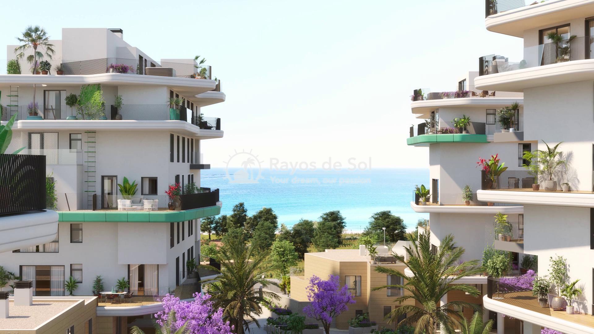 Apartment  in Villajoyosa, Costa Blanca (aqua-2d) - 8