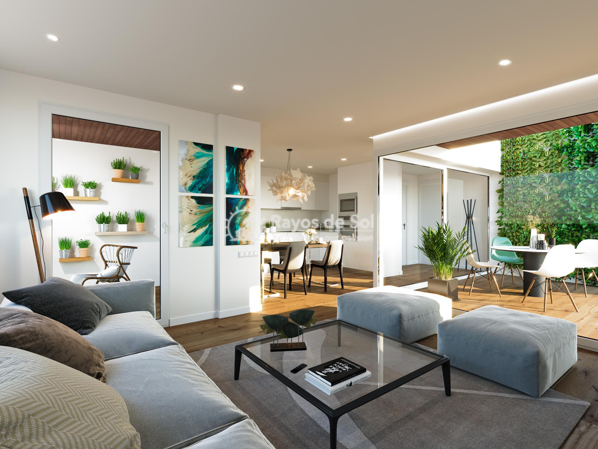 Apartment  in Villajoyosa, Costa Blanca (aqua-2d) - 2