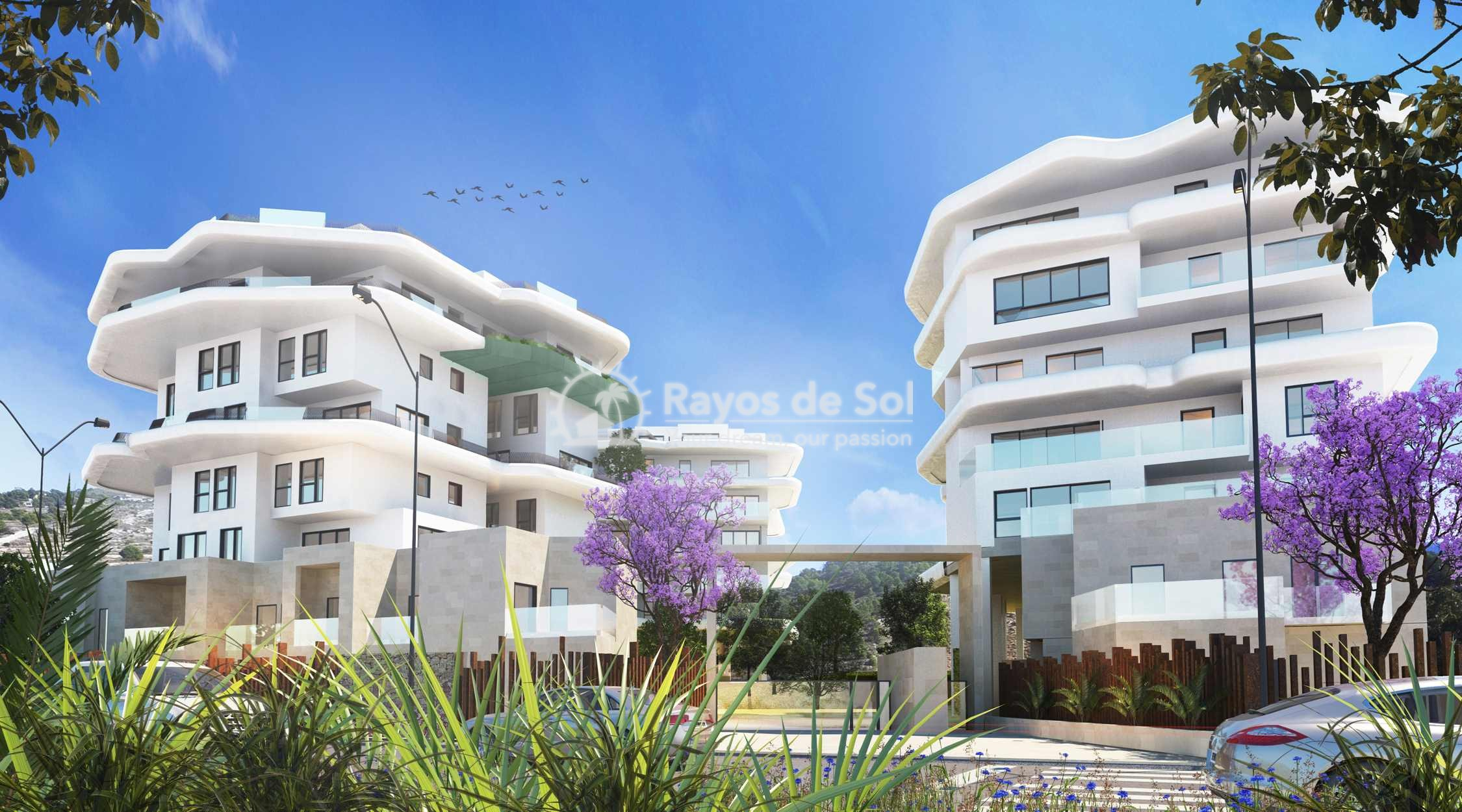 Apartment  in Villajoyosa, Costa Blanca (aqua-3d) - 2