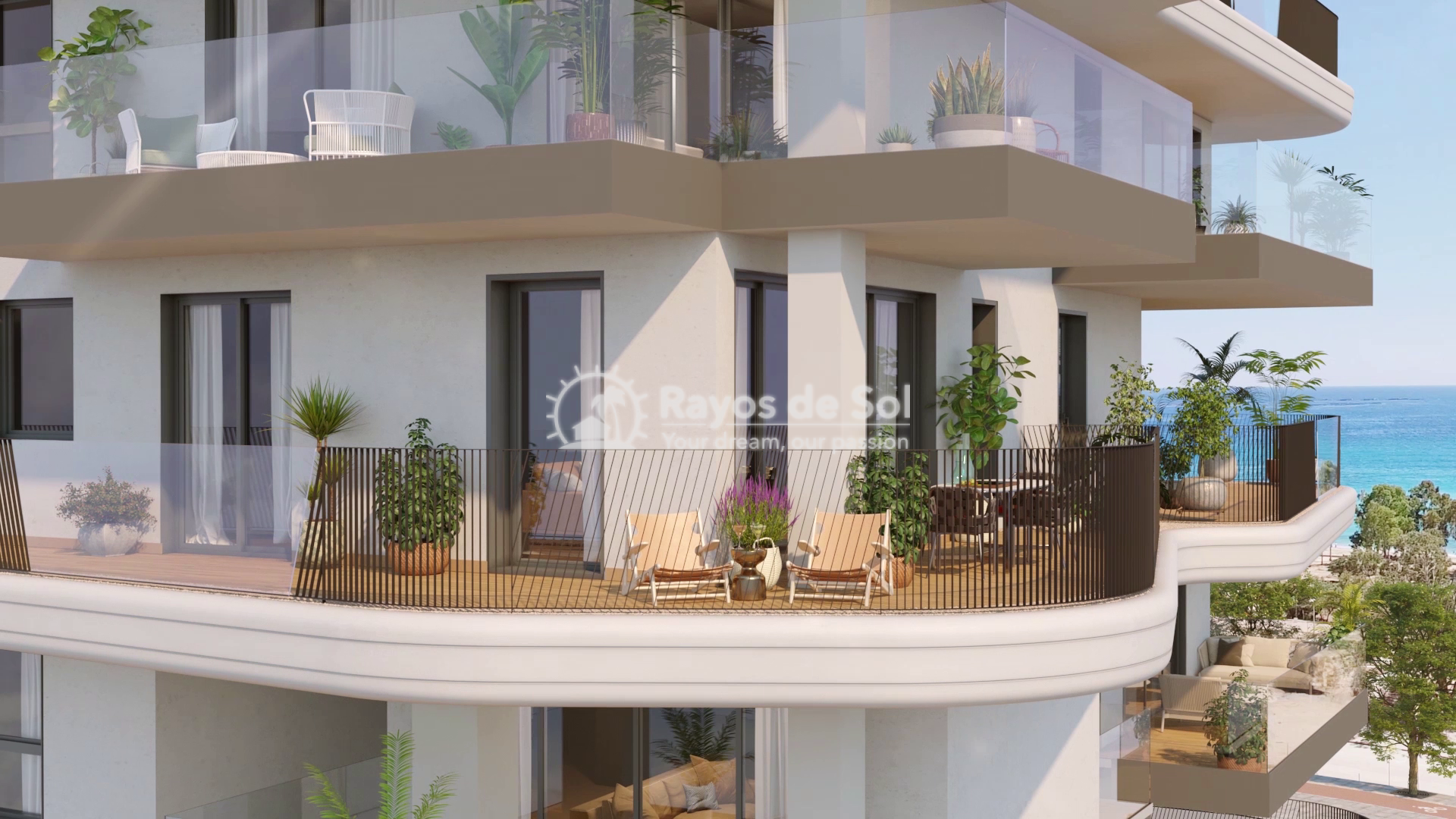 Apartment  in Villajoyosa, Costa Blanca (aqua-3d) - 8