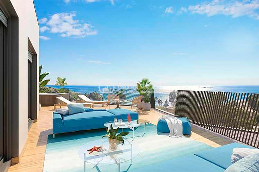 Penthouse  in Villajoyosa, Costa Blanca (aqua-ph-3d) - 1