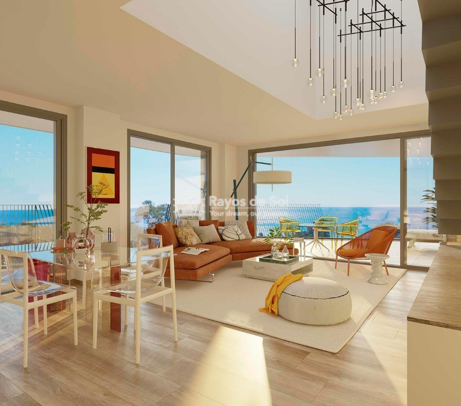 Penthouse  in Villajoyosa, Costa Blanca (aqua-ph-3d) - 5