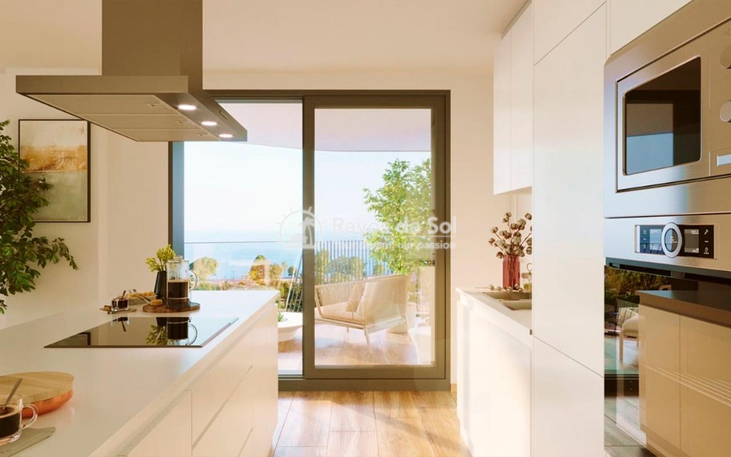 Penthouse  in Villajoyosa, Costa Blanca (aqua-ph-3d) - 6