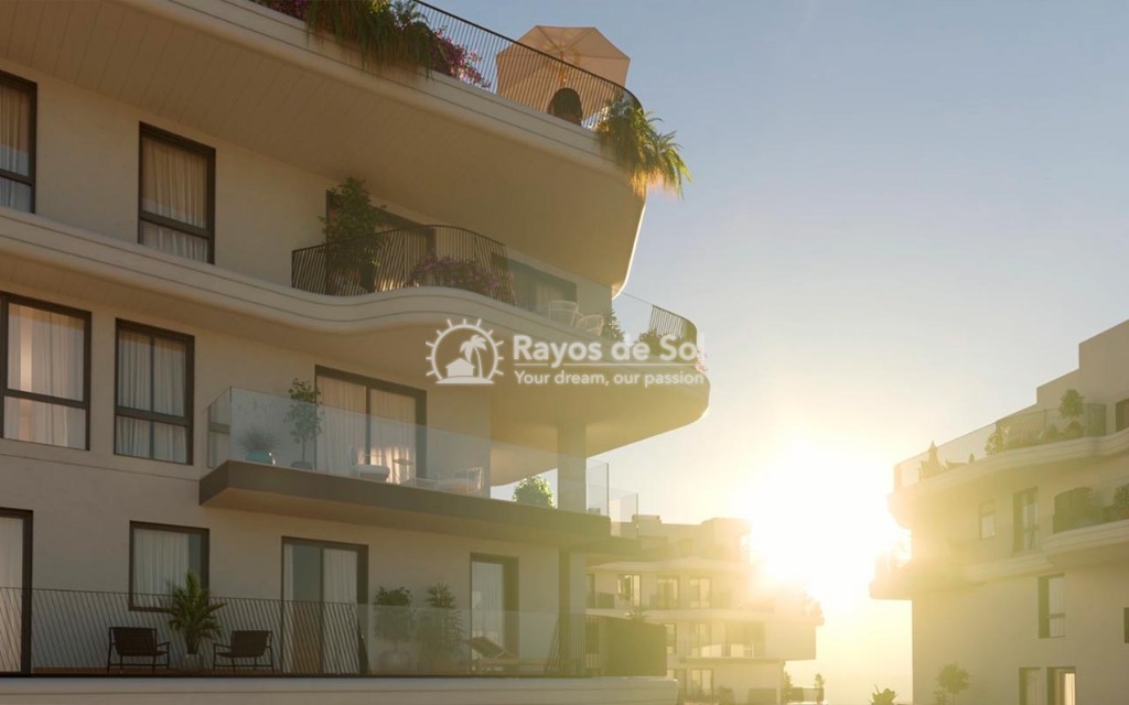 Penthouse  in Villajoyosa, Costa Blanca (aqua-ph-3d) - 15