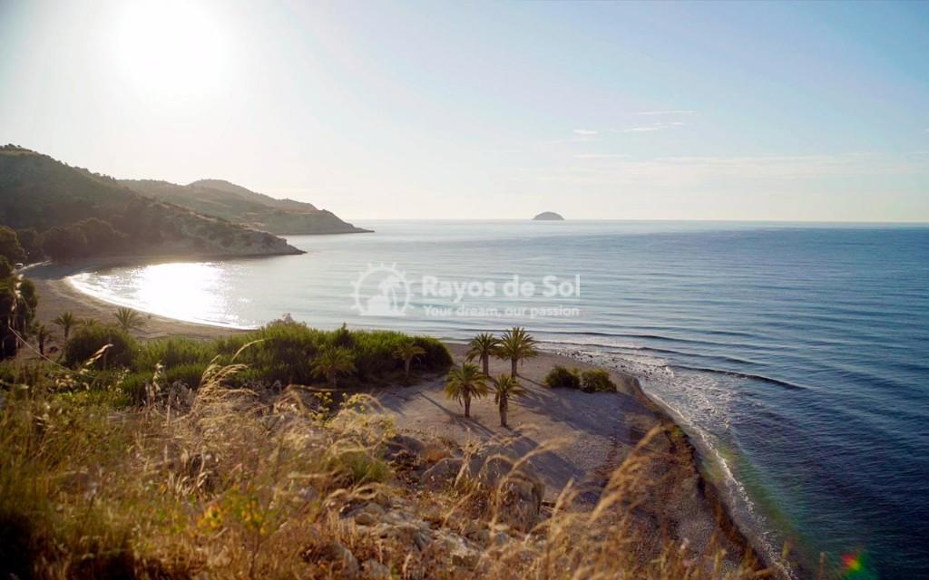 Semi-detached villa  in Villajoyosa, Costa Blanca (aqua-chalet-3d) - 17