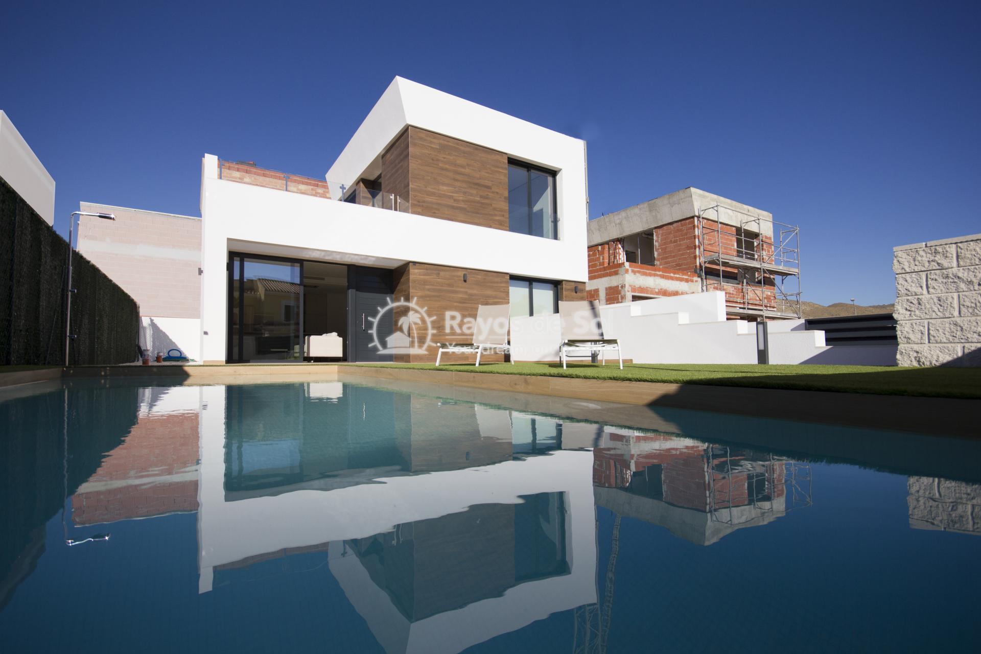 Villa  in El Campello, Costa Blanca (lamerador) - 2