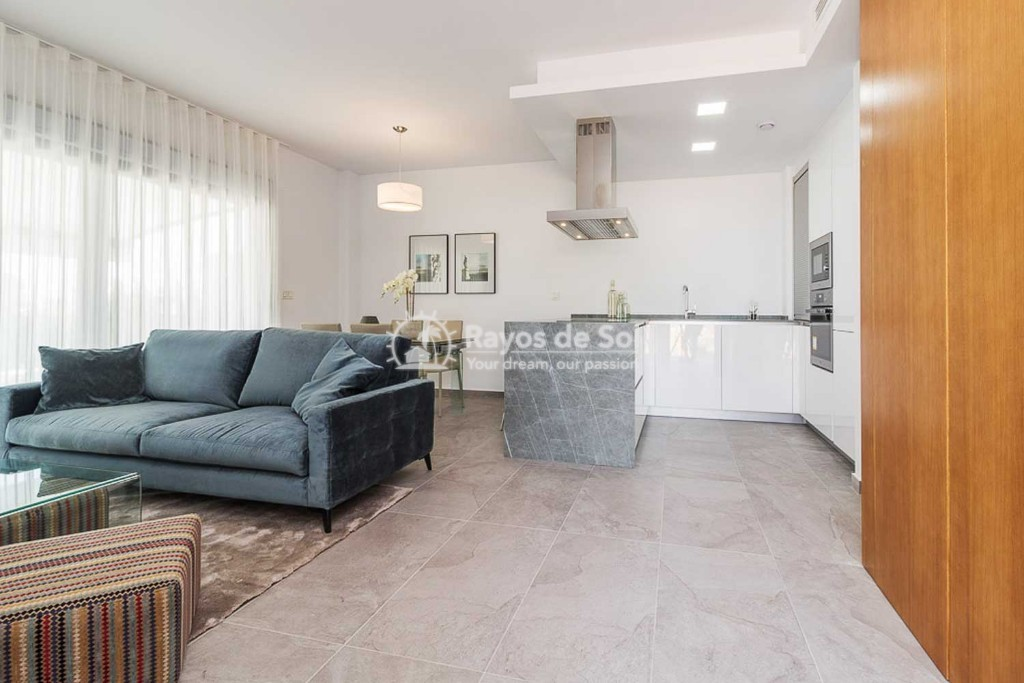 Ground Floor Apartment  in Torrevieja, Costa Blanca (rblaguna-pa) - 2