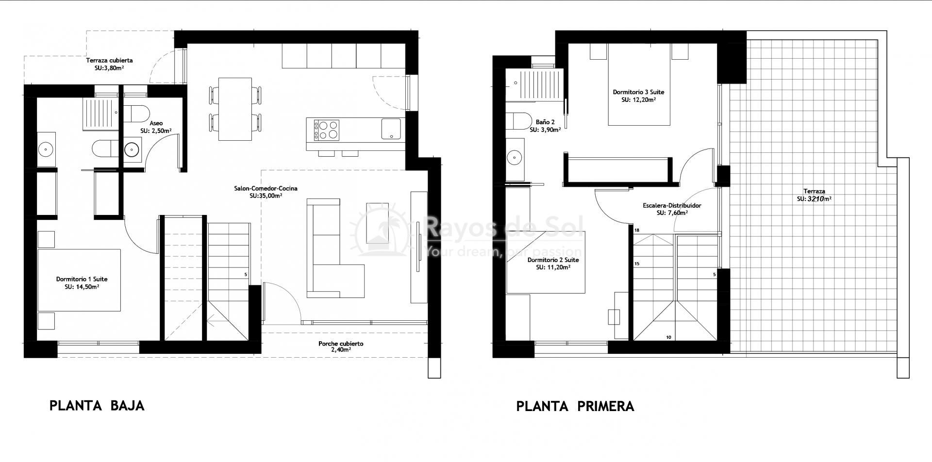Villa  in Benijofar, Costa Blanca (ortigues2) - 13