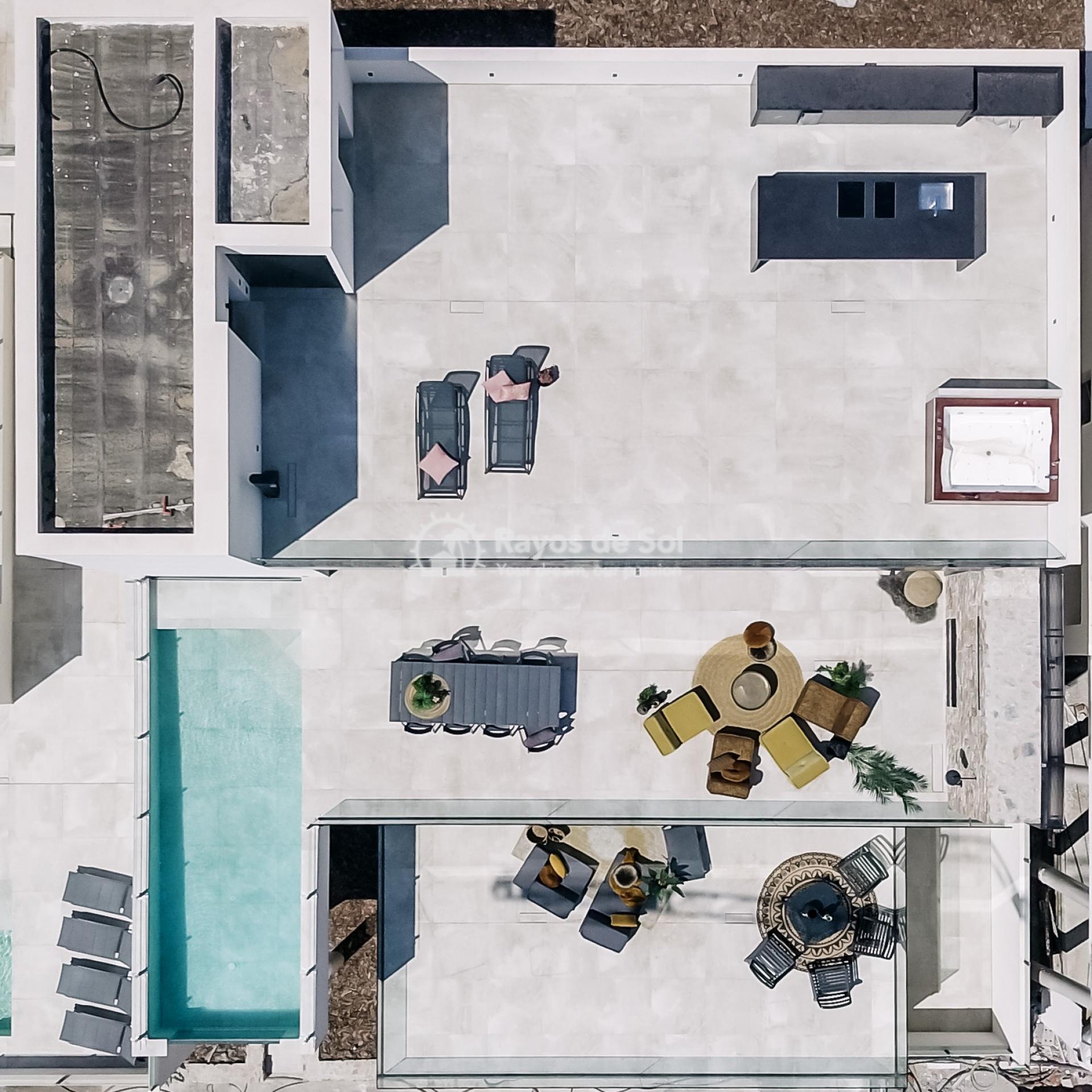 Villa  in Ciudad Quesada, Costa Blanca (oceanic-infinityc) - 24