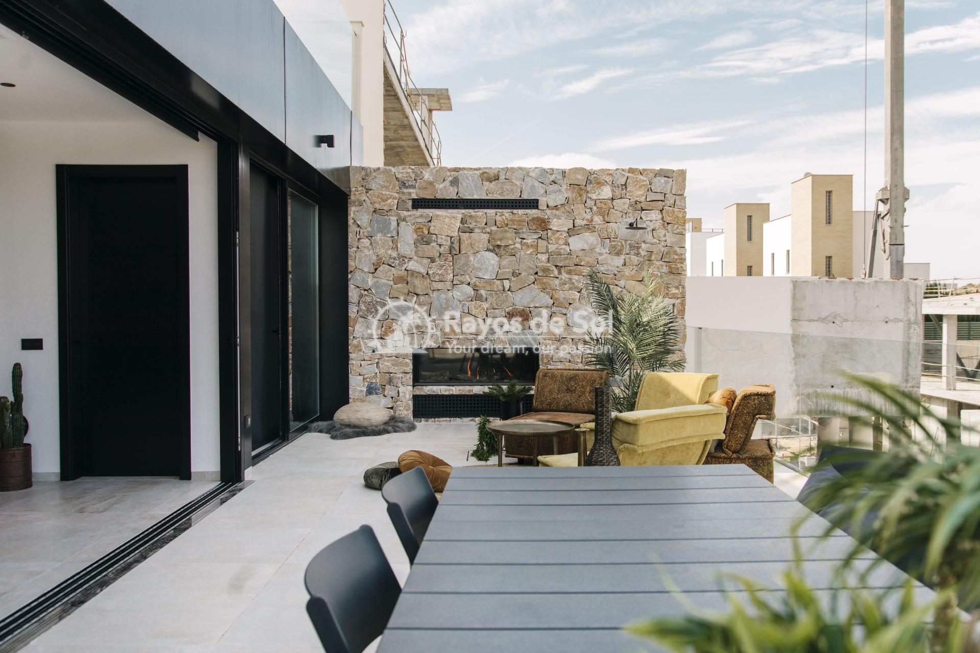 Villa  in Ciudad Quesada, Costa Blanca (oceanic-infinityc) - 17