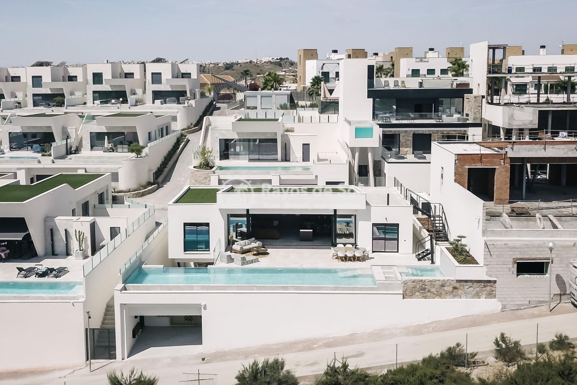 Villa  in Ciudad Quesada, Costa Blanca (oceanic-infinityd) - 57