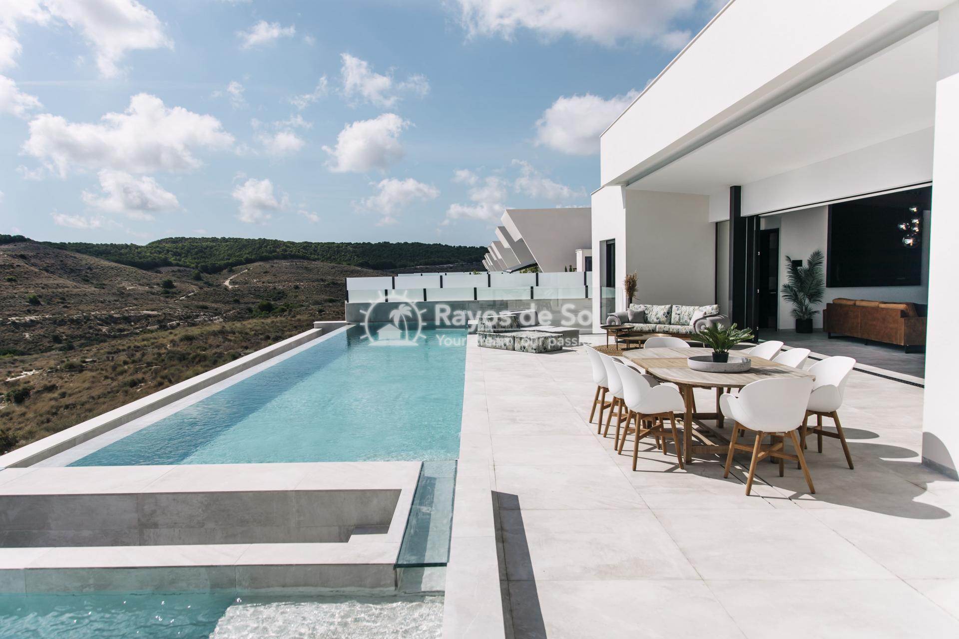 Villa  in Ciudad Quesada, Costa Blanca (oceanic-infinityd) - 64