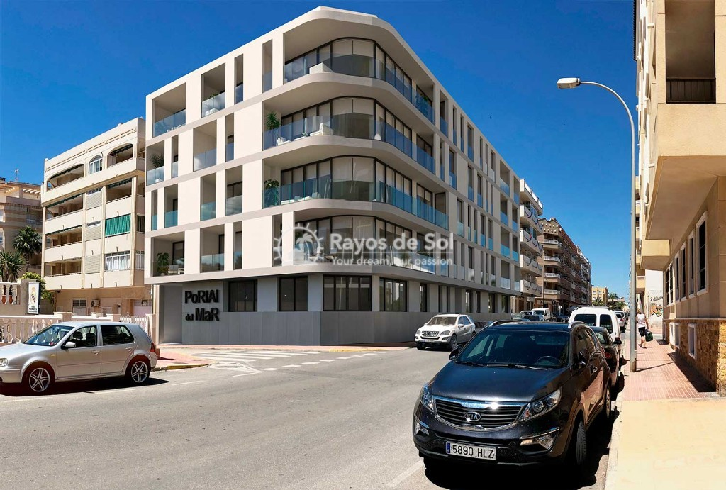 Apartment  in Guardamar del Segura, Costa Blanca (portalmar-tipo-2d) - 1