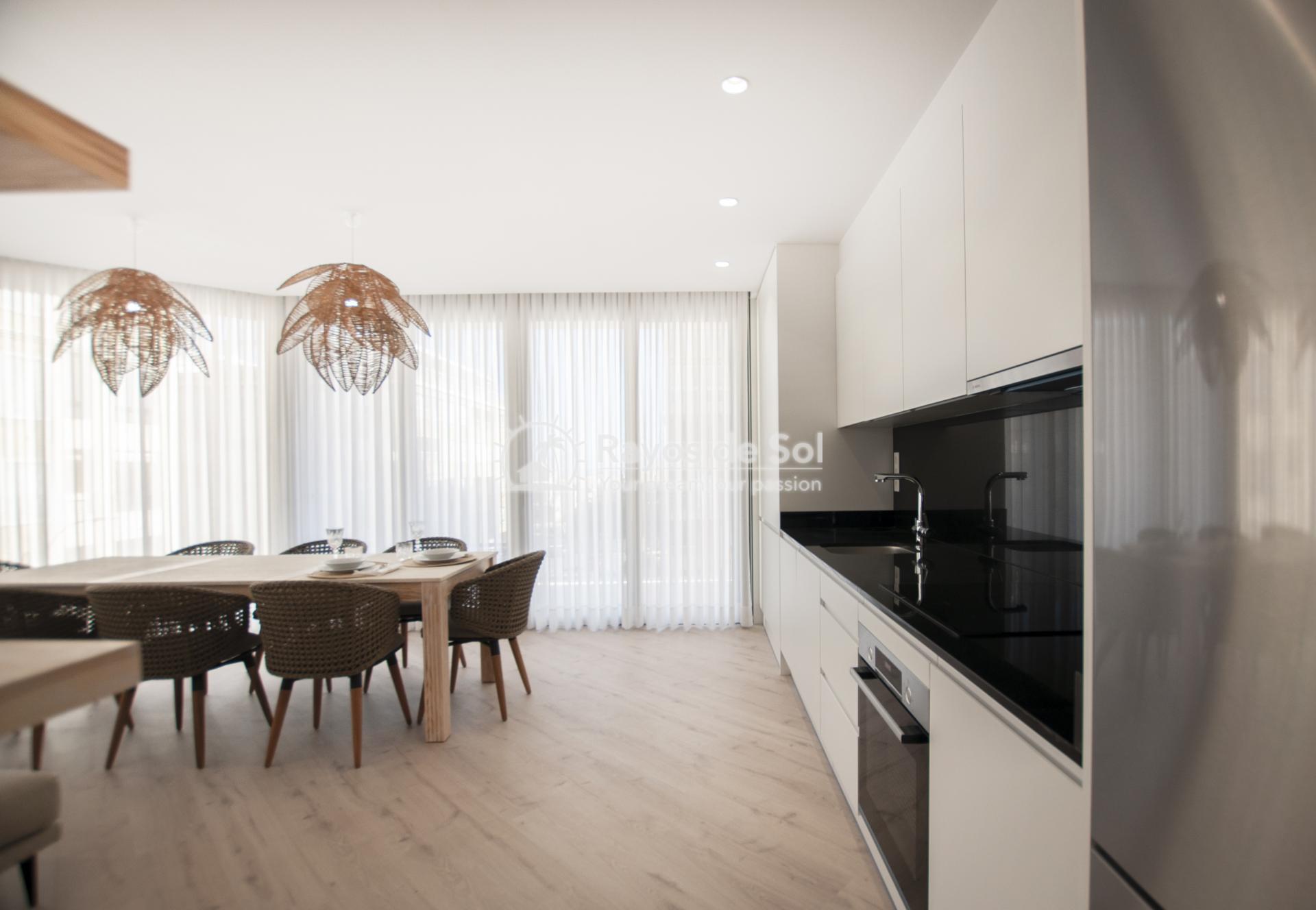 Apartment  in Guardamar del Segura, Costa Blanca (portalmar-tipo-2d) - 14