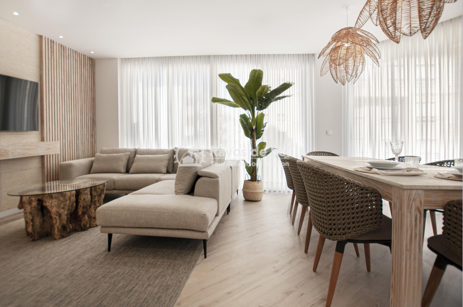 Apartment  in Guardamar del Segura, Costa Blanca (portalmar-tipo-2d) - 6
