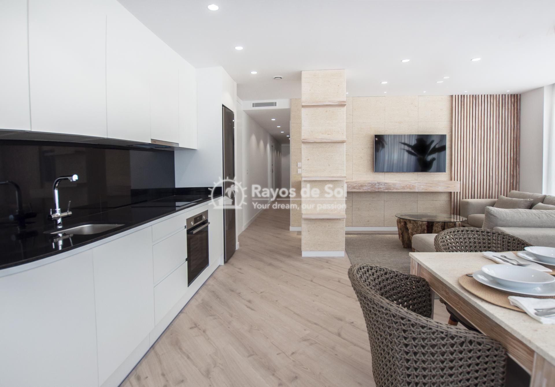Apartment  in Guardamar del Segura, Costa Blanca (portalmar-tipo-2d) - 12