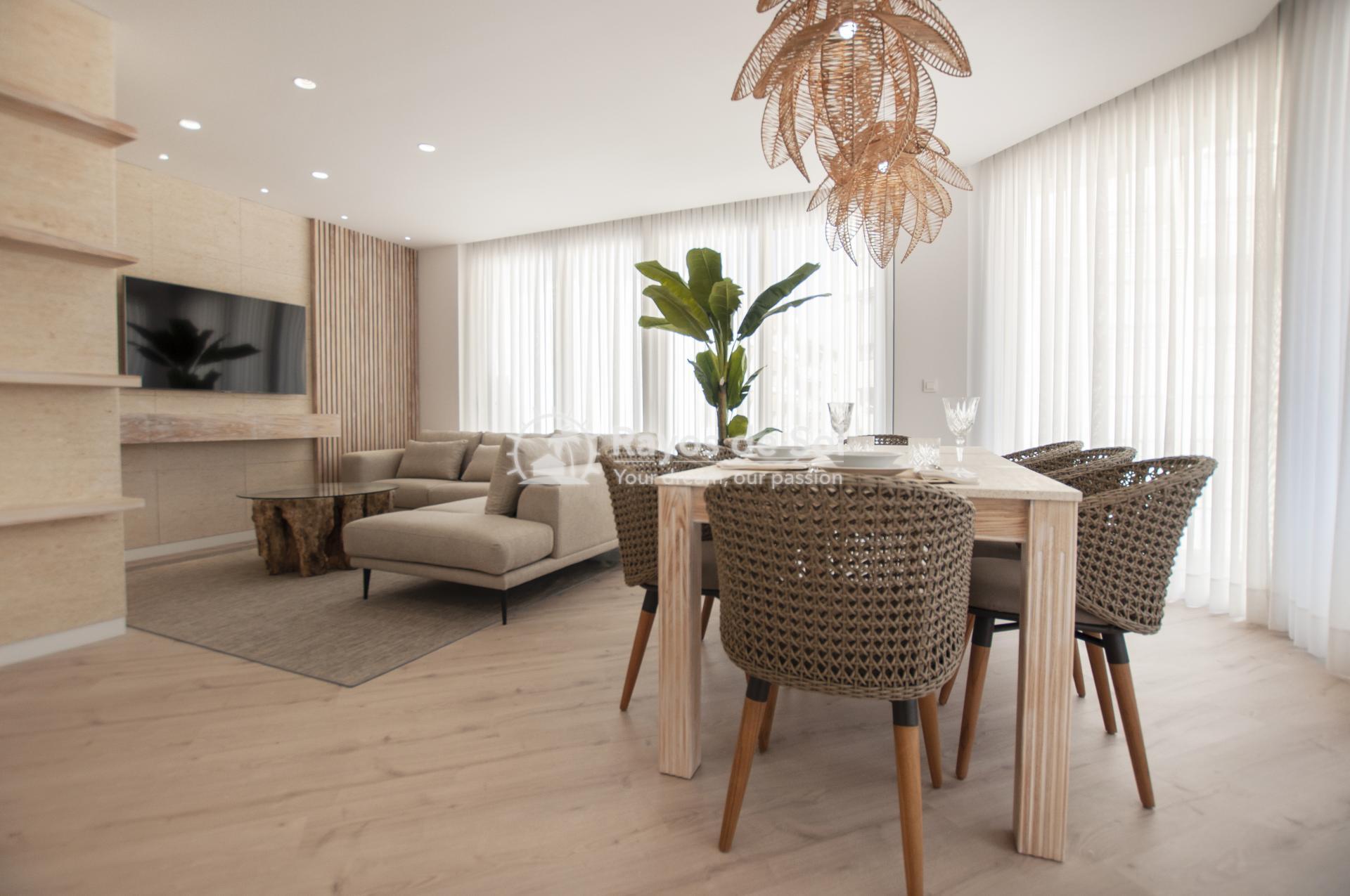 Apartment  in Guardamar del Segura, Costa Blanca (portalmar-tipo-2d) - 8
