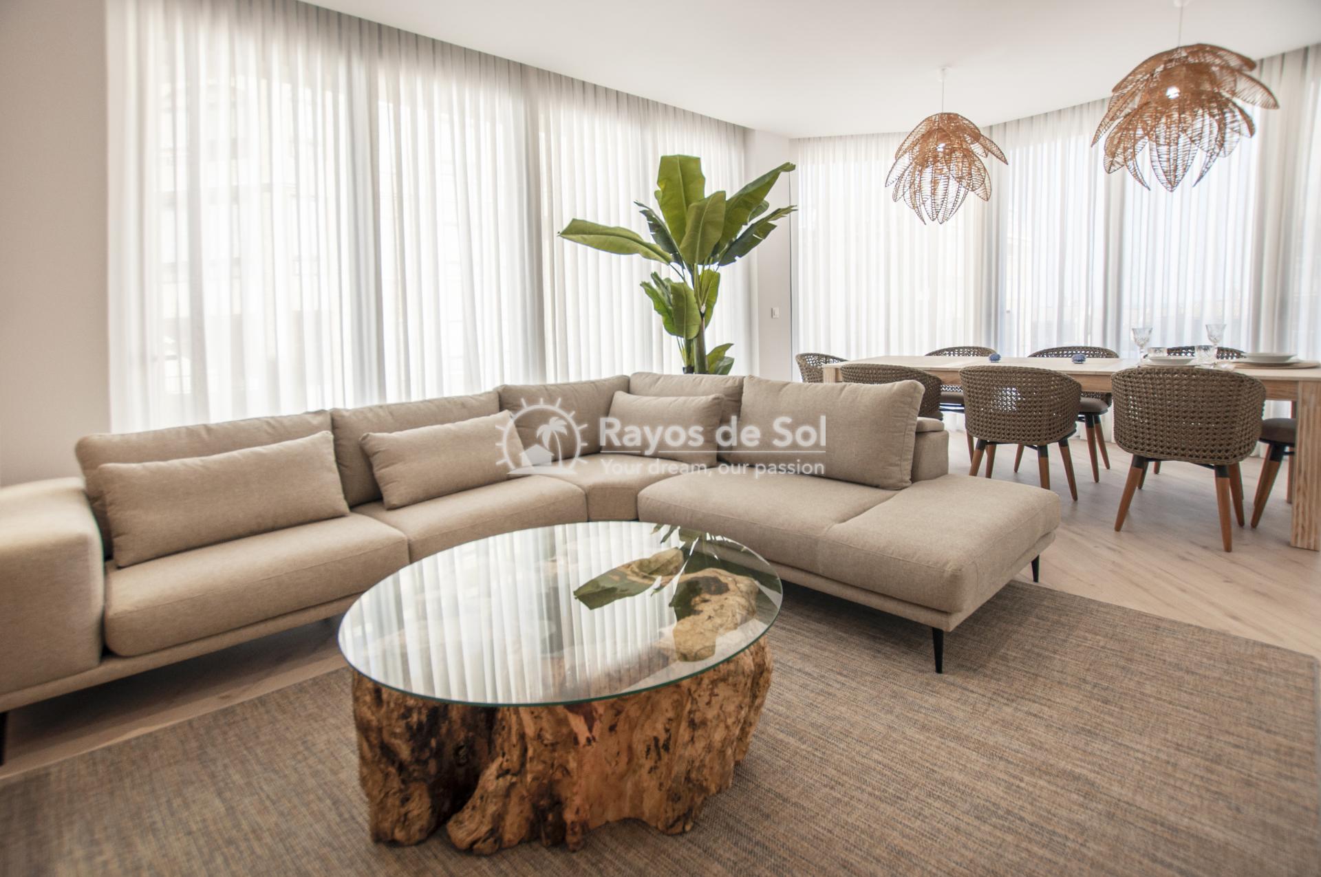 Apartment  in Guardamar del Segura, Costa Blanca (portalmar-tipo-2d) - 4