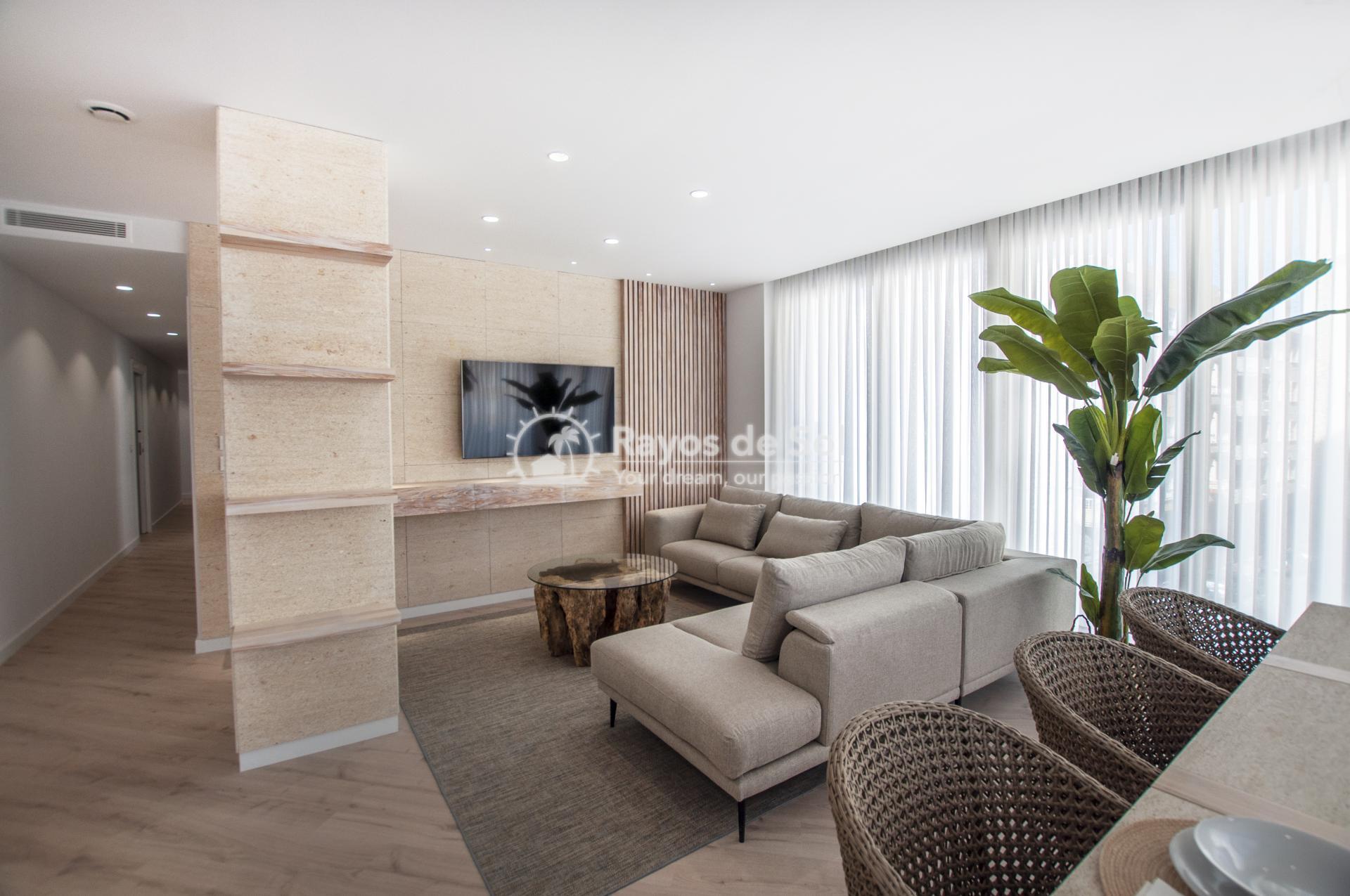 Apartment  in Guardamar del Segura, Costa Blanca (portalmar-tipo-2d) - 9