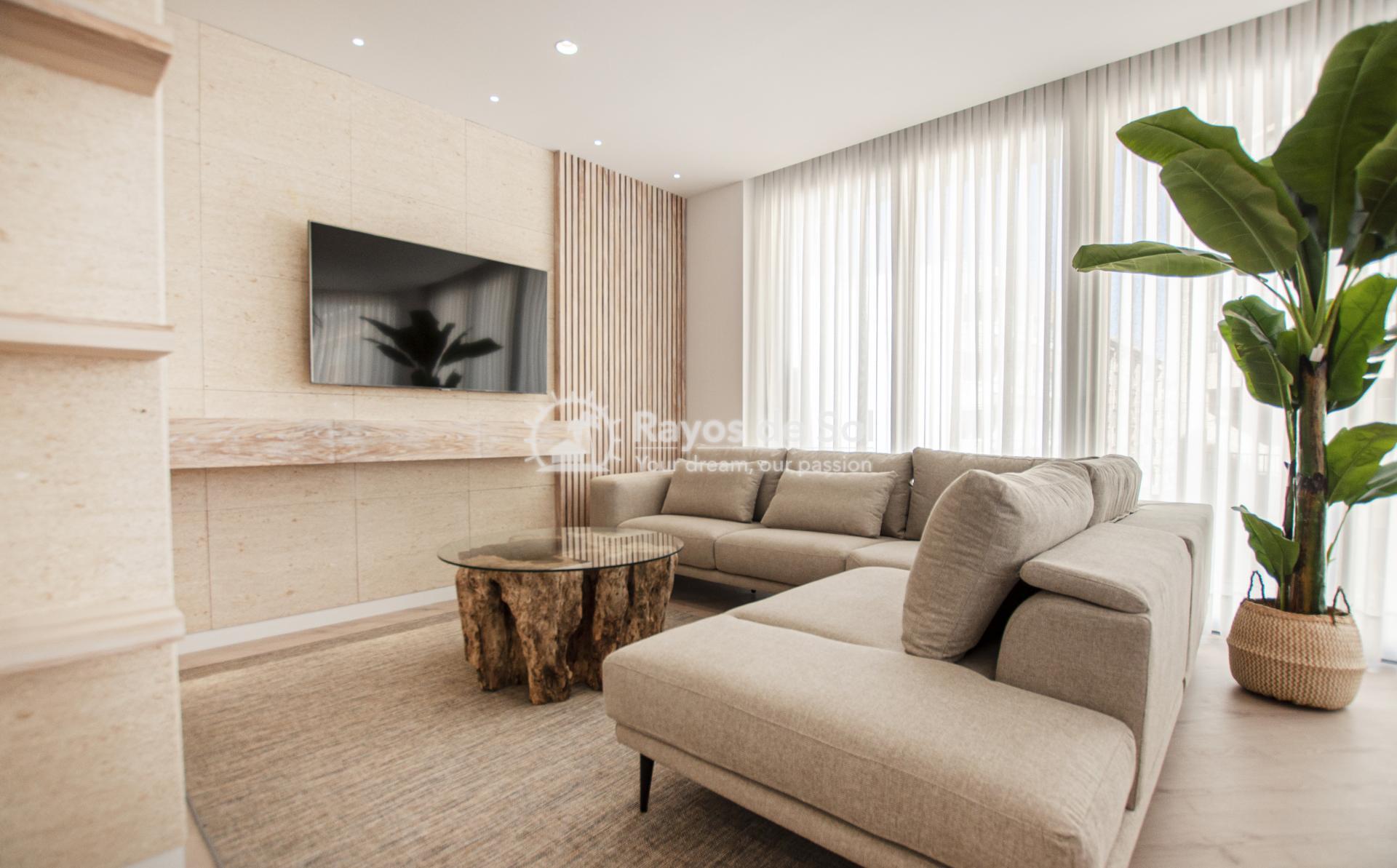 Apartment  in Guardamar del Segura, Costa Blanca (portalmar-tipo-2d) - 7