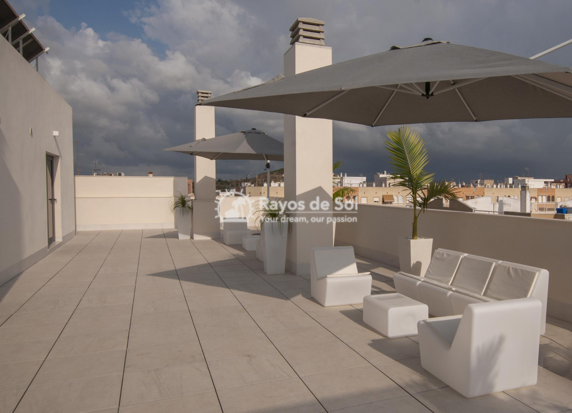 Apartment  in Guardamar del Segura, Costa Blanca (portalmar-tipo-2d) - 25
