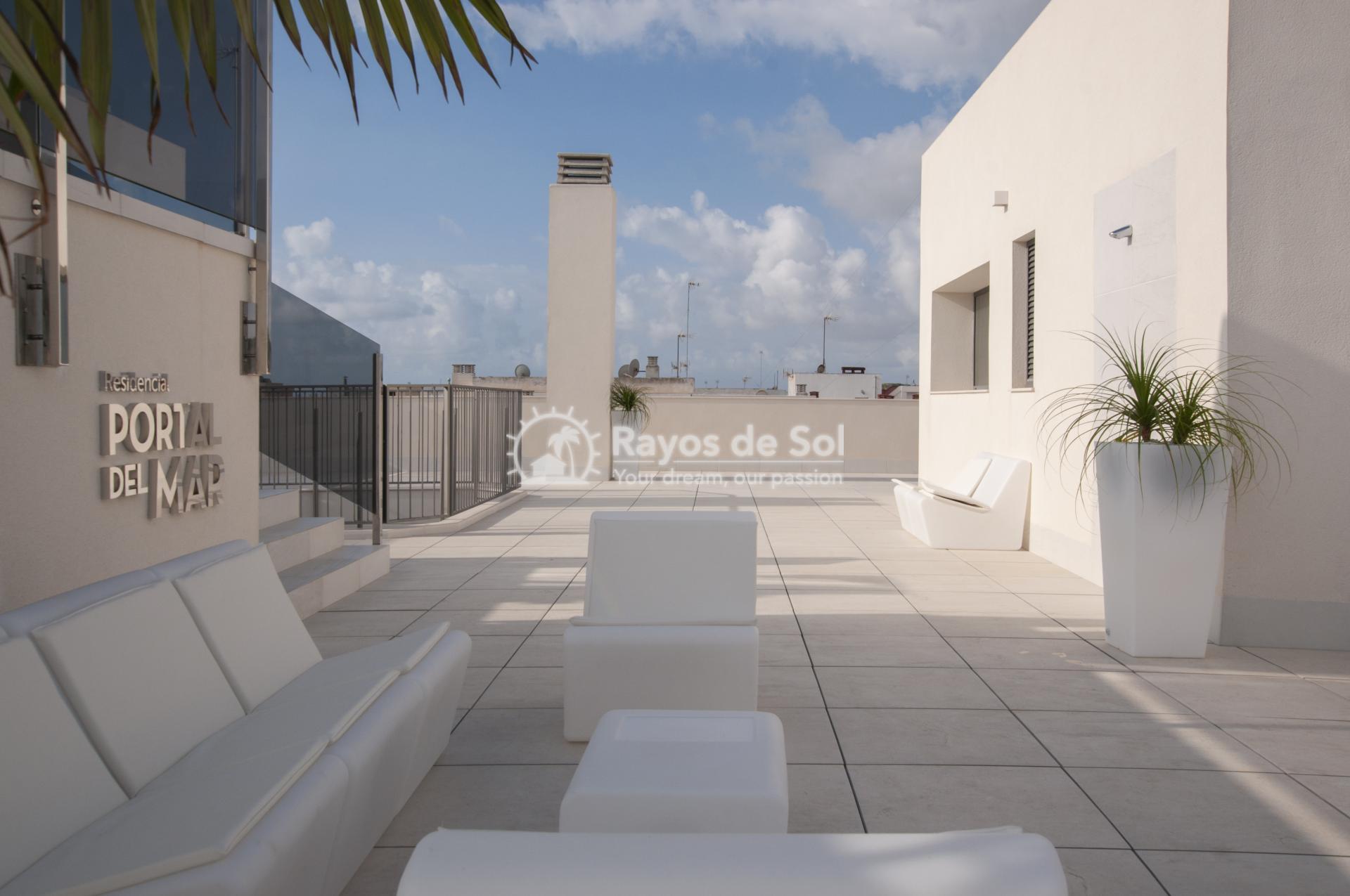 Apartment  in Guardamar del Segura, Costa Blanca (portalmar-tipo-2d) - 23