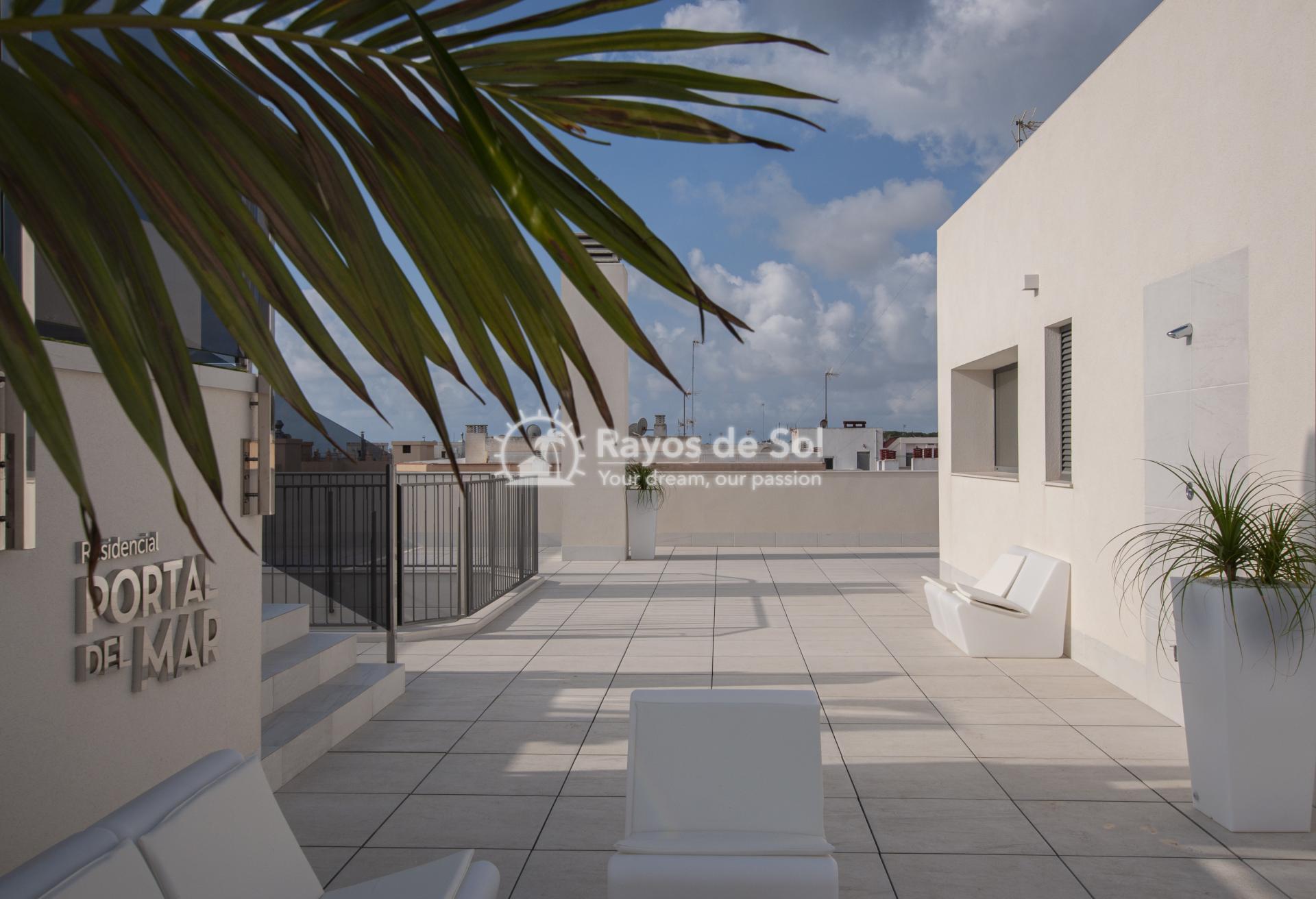 Apartment  in Guardamar del Segura, Costa Blanca (portalmar-tipo-2d) - 24