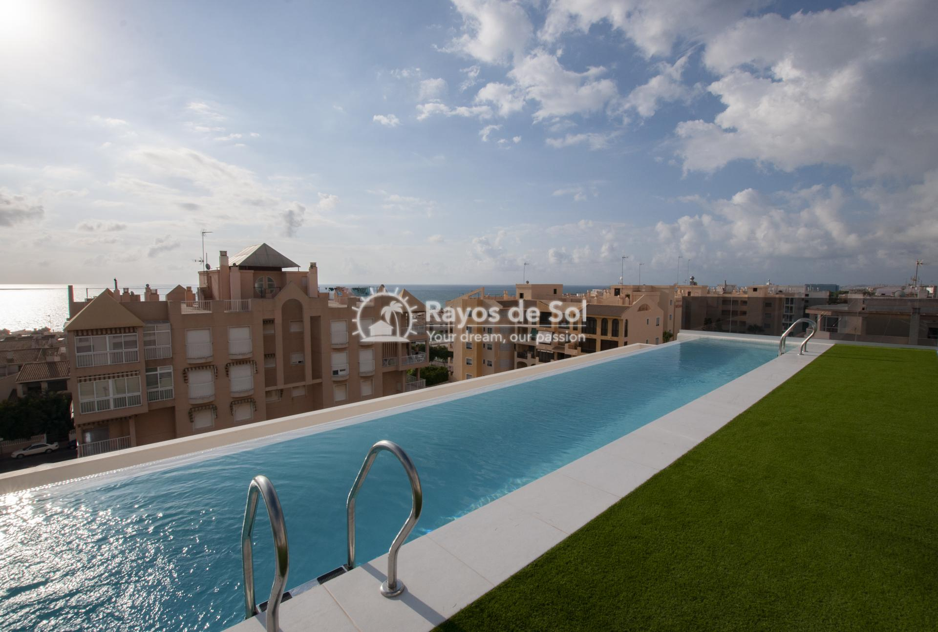 Apartment  in Guardamar del Segura, Costa Blanca (portalmar-tipo-2d) - 32