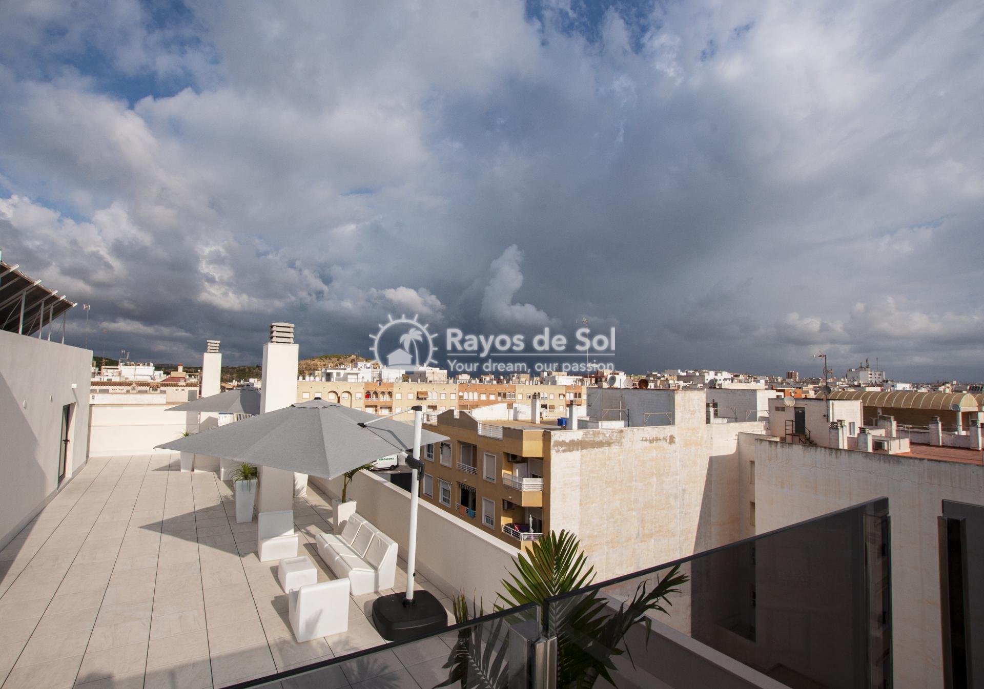 Apartment  in Guardamar del Segura, Costa Blanca (portalmar-tipo-2d) - 29