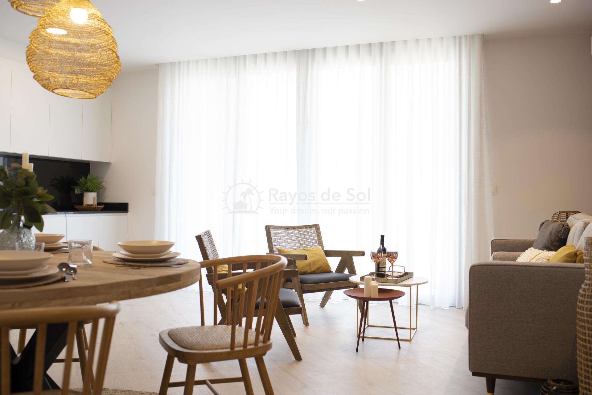 Apartment  in Guardamar del Segura, Costa Blanca (portalmar-tipo-3d) - 14