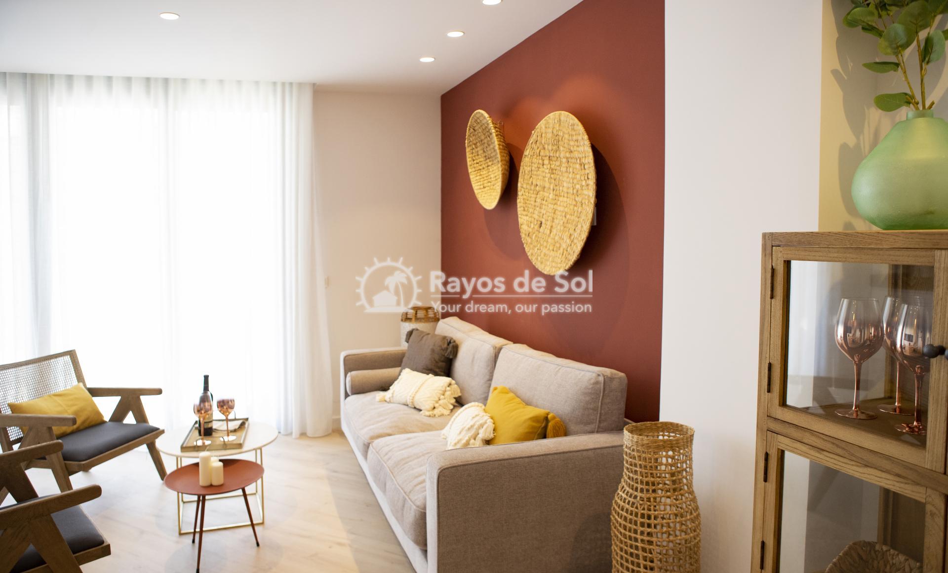 Apartment  in Guardamar del Segura, Costa Blanca (portalmar-tipo-3d) - 8