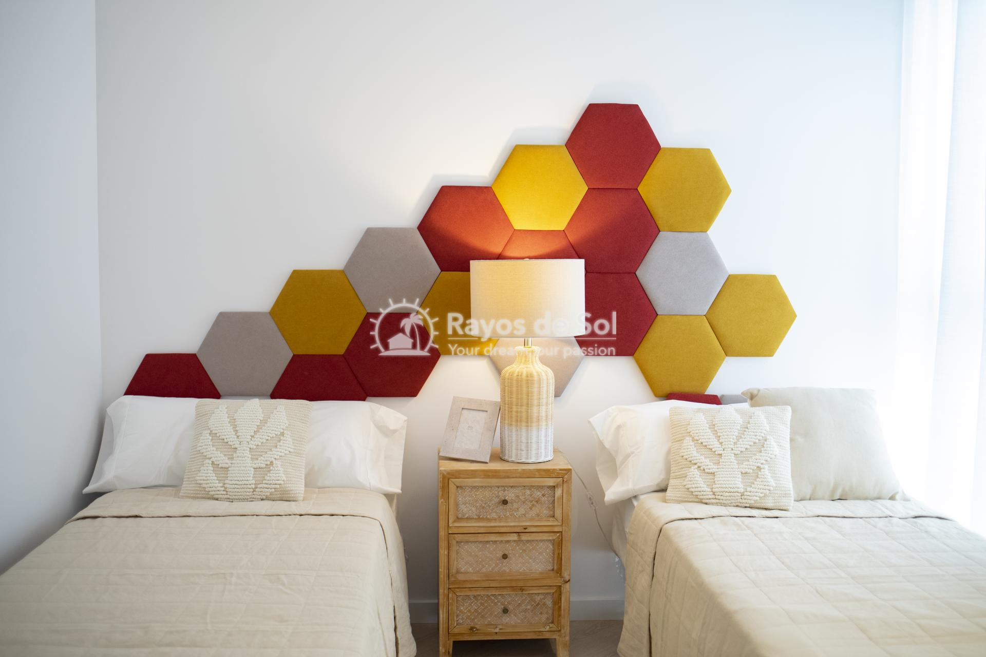 Apartment  in Guardamar del Segura, Costa Blanca (portalmar-tipo-3d) - 37