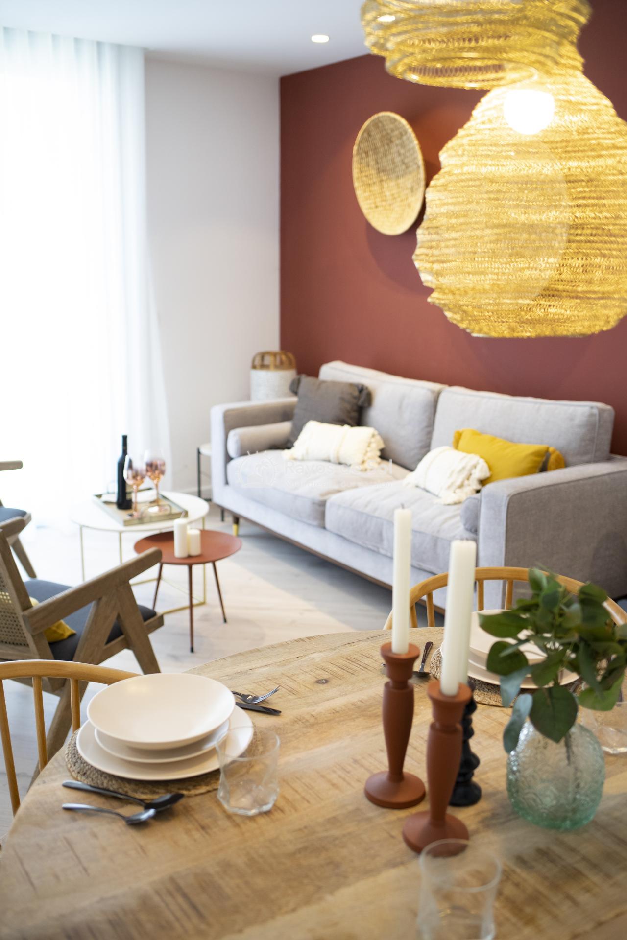 Apartment  in Guardamar del Segura, Costa Blanca (portalmar-tipo-3d) - 7