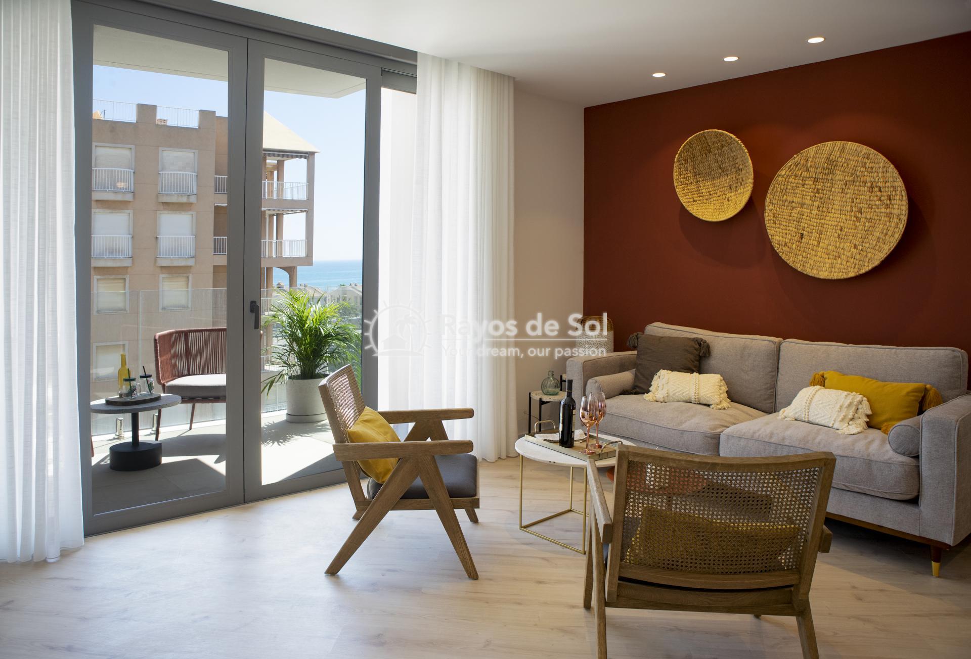 Apartment  in Guardamar del Segura, Costa Blanca (portalmar-tipo-3d) - 10