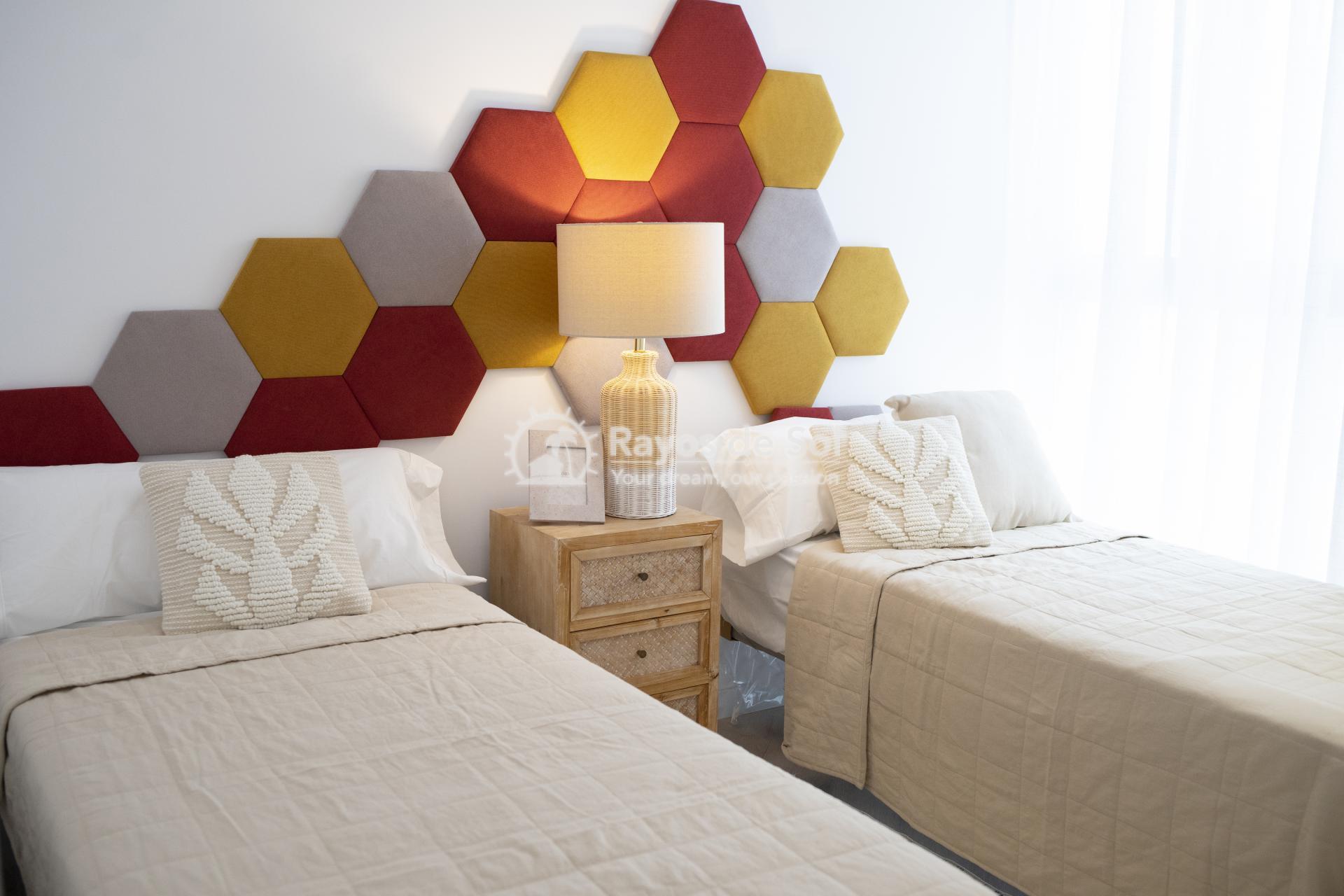 Apartment  in Guardamar del Segura, Costa Blanca (portalmar-tipo-3d) - 36