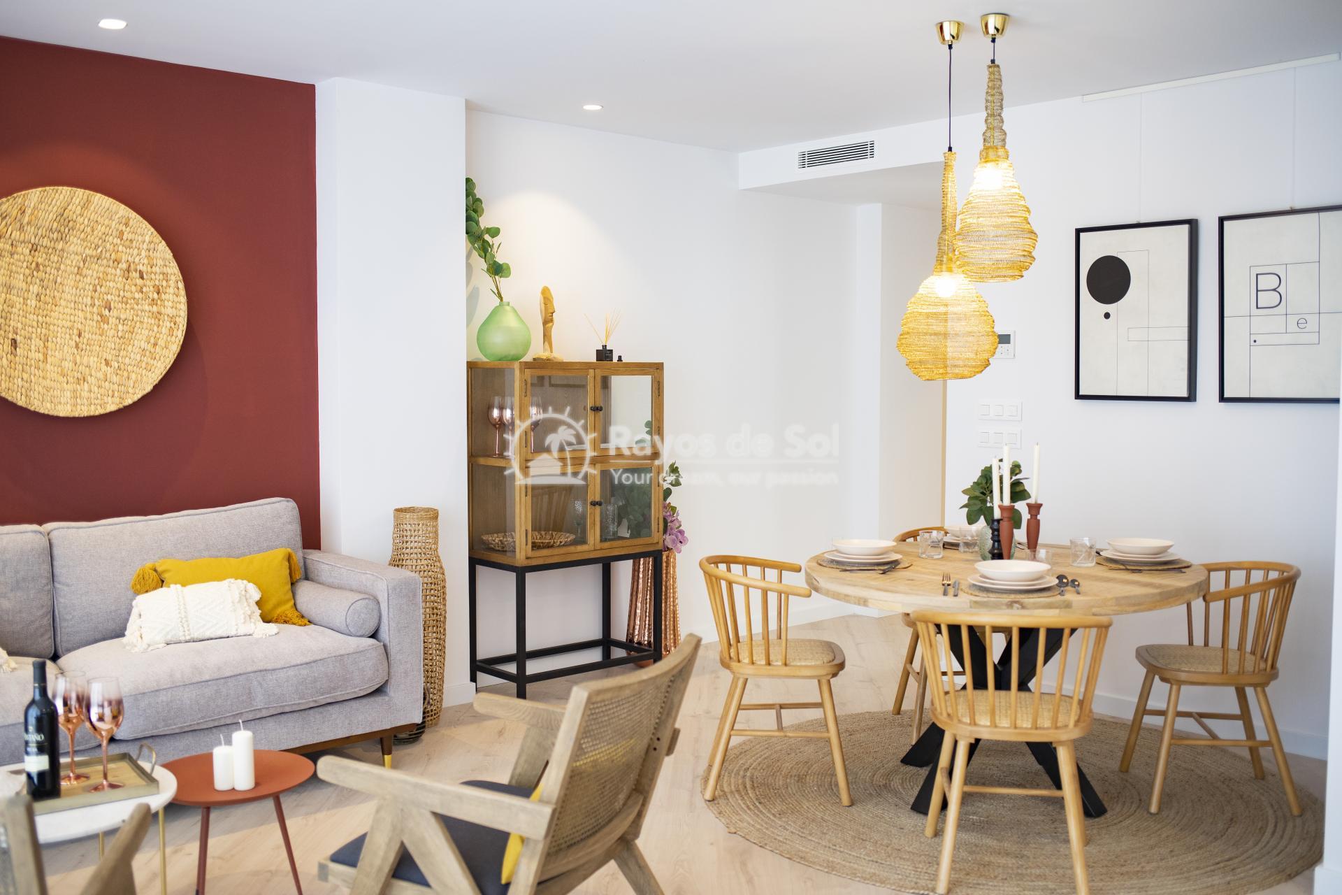 Apartment  in Guardamar del Segura, Costa Blanca (portalmar-tipo-3d) - 12