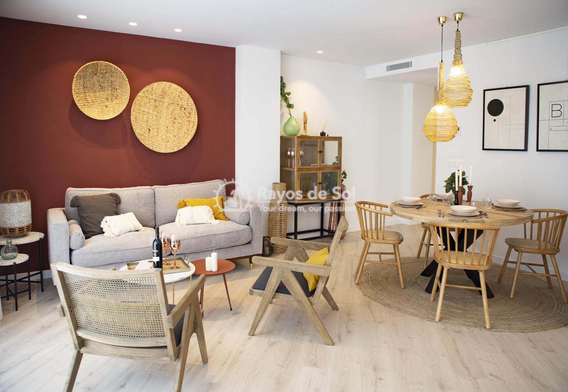 Apartment  in Guardamar del Segura, Costa Blanca (portalmar-tipo-3d) - 3